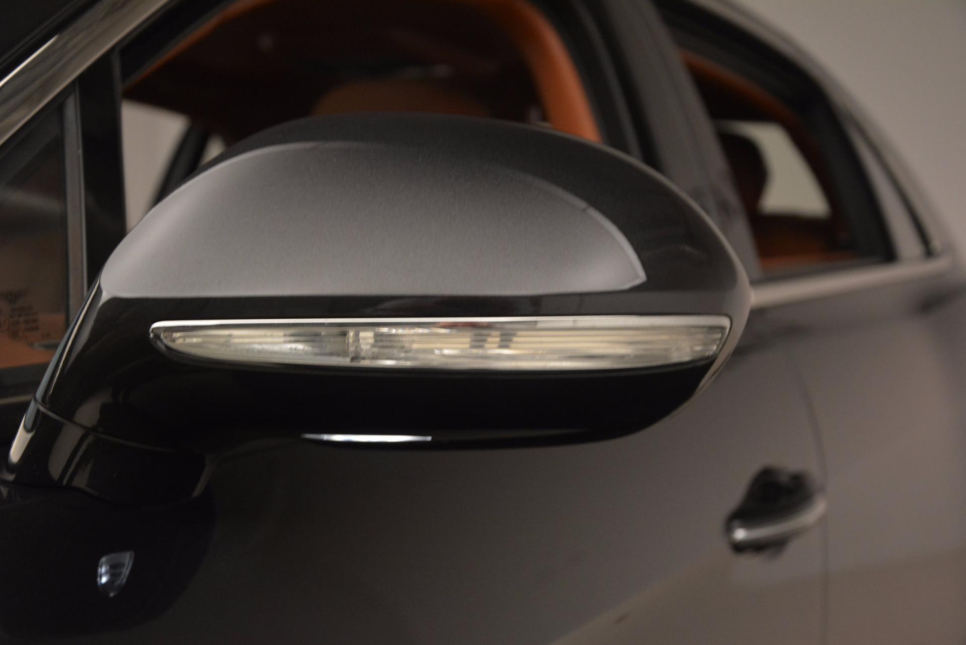 Used 2014 Bentley Flying Spur W12 For Sale In Westport, CT 1598_p24