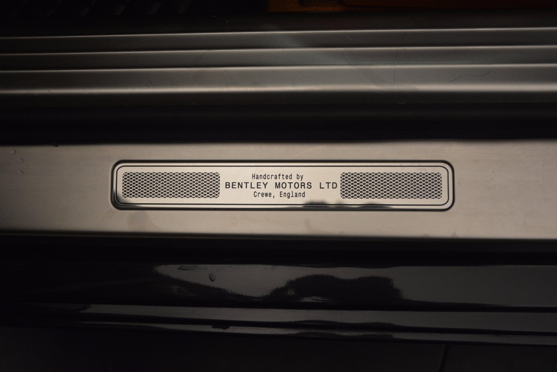 Used 2014 Bentley Flying Spur W12 For Sale In Westport, CT 1598_p26