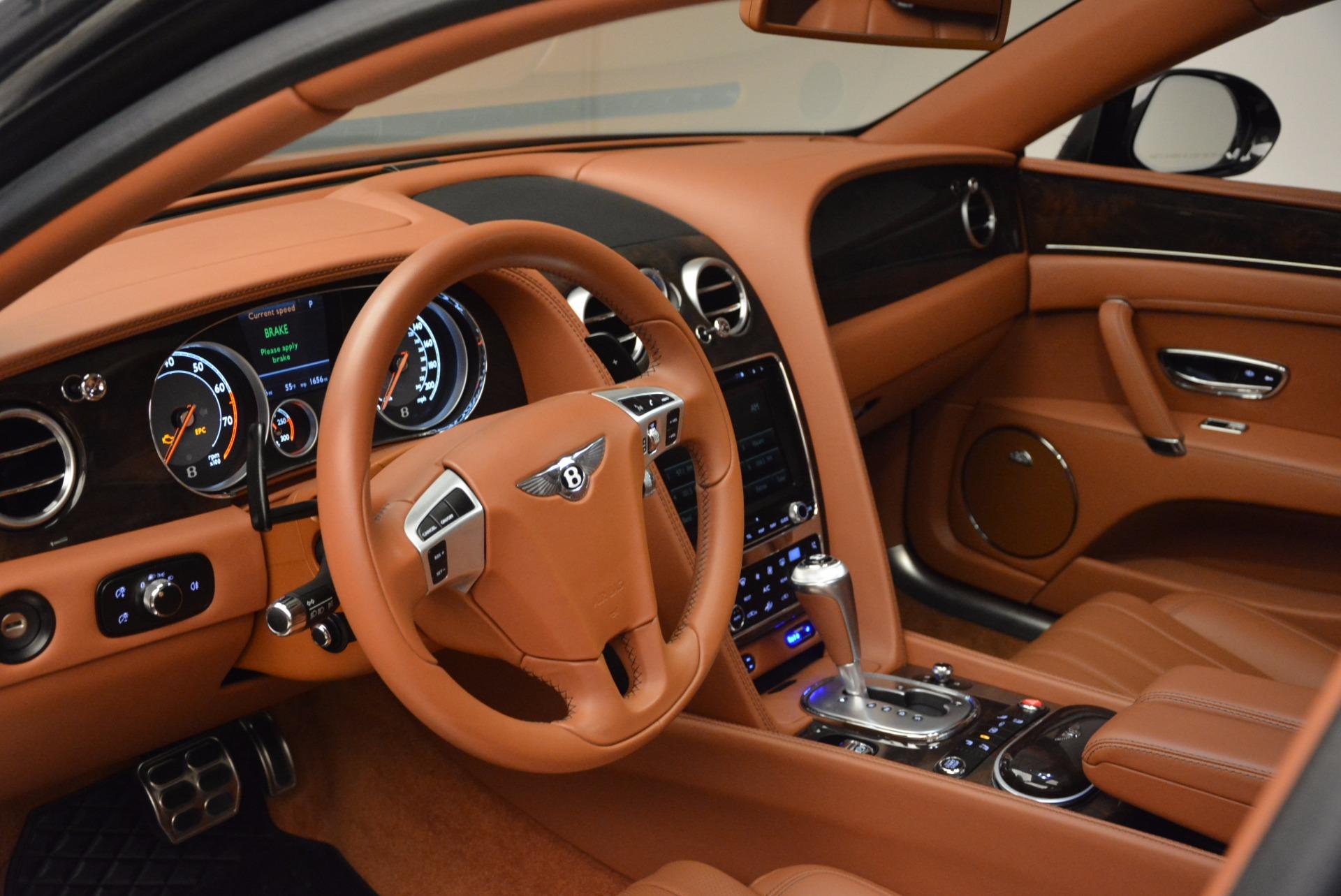 Used 2014 Bentley Flying Spur W12 For Sale In Westport, CT 1598_p29