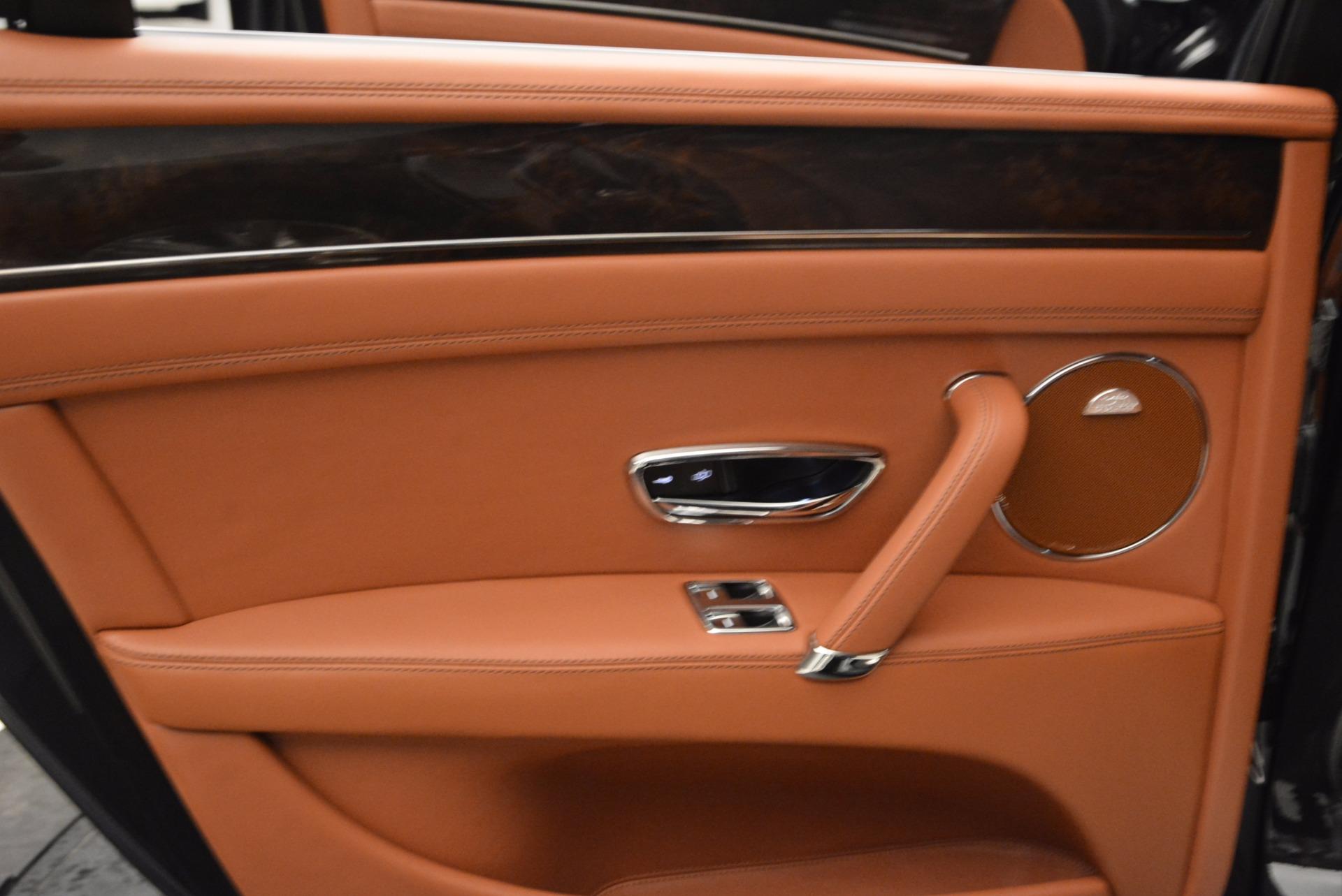 Used 2014 Bentley Flying Spur W12 For Sale In Westport, CT 1598_p31