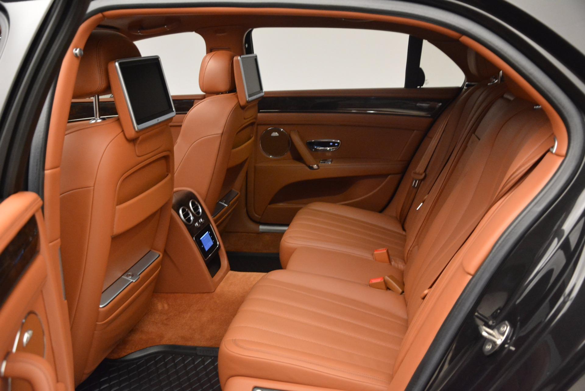 Used 2014 Bentley Flying Spur W12 For Sale In Westport, CT 1598_p33