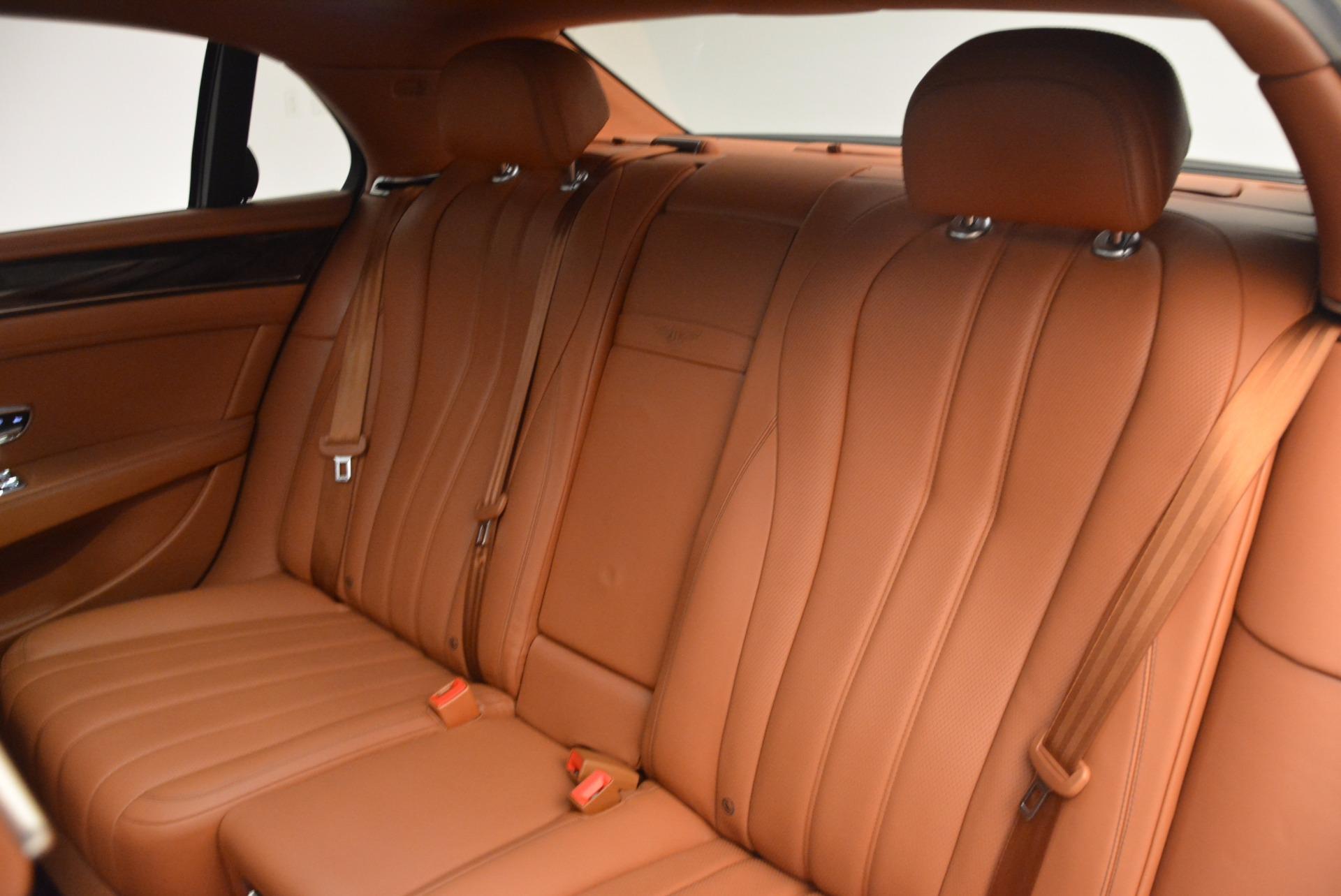 Used 2014 Bentley Flying Spur W12 For Sale In Westport, CT 1598_p34