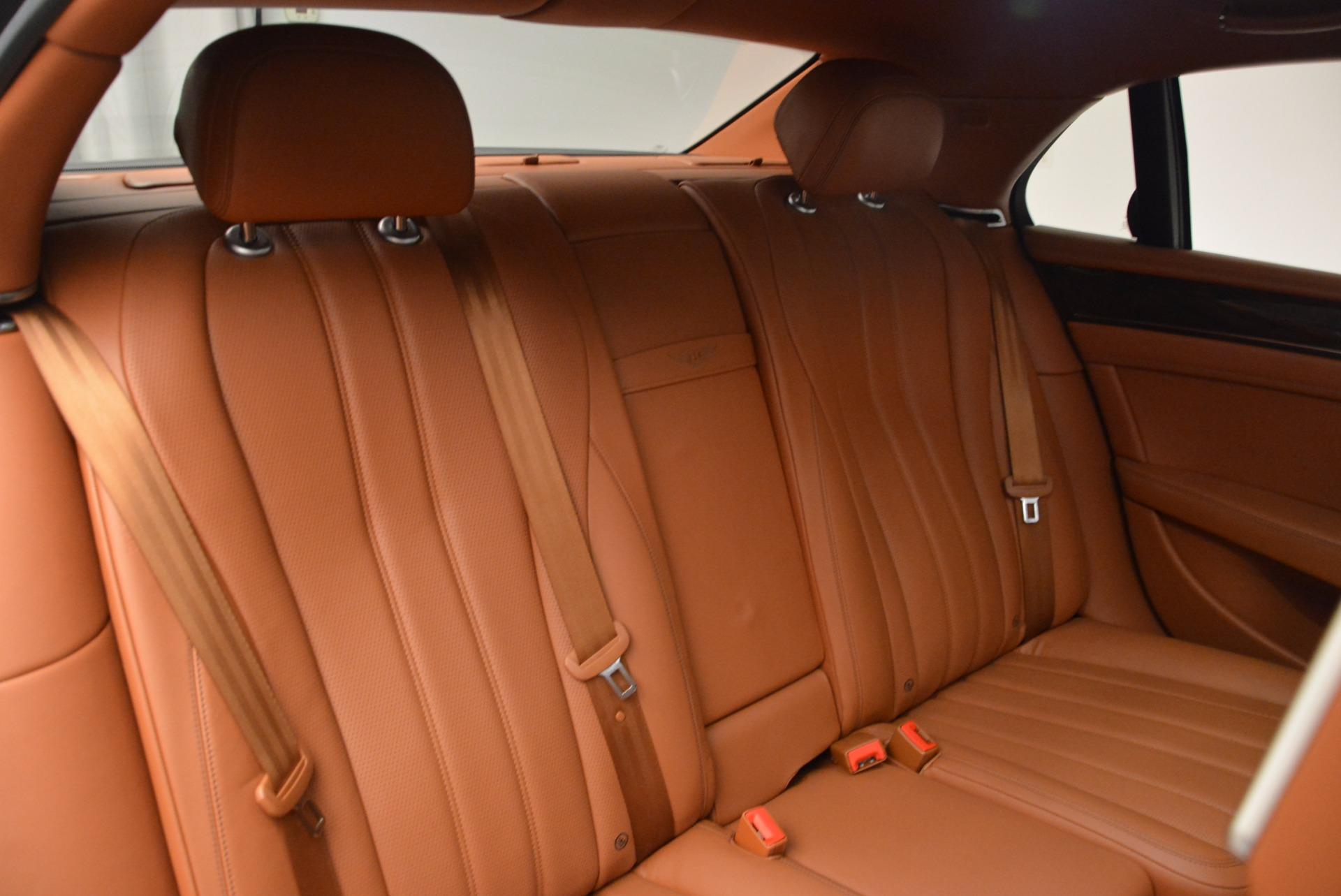 Used 2014 Bentley Flying Spur W12 For Sale In Westport, CT 1598_p37