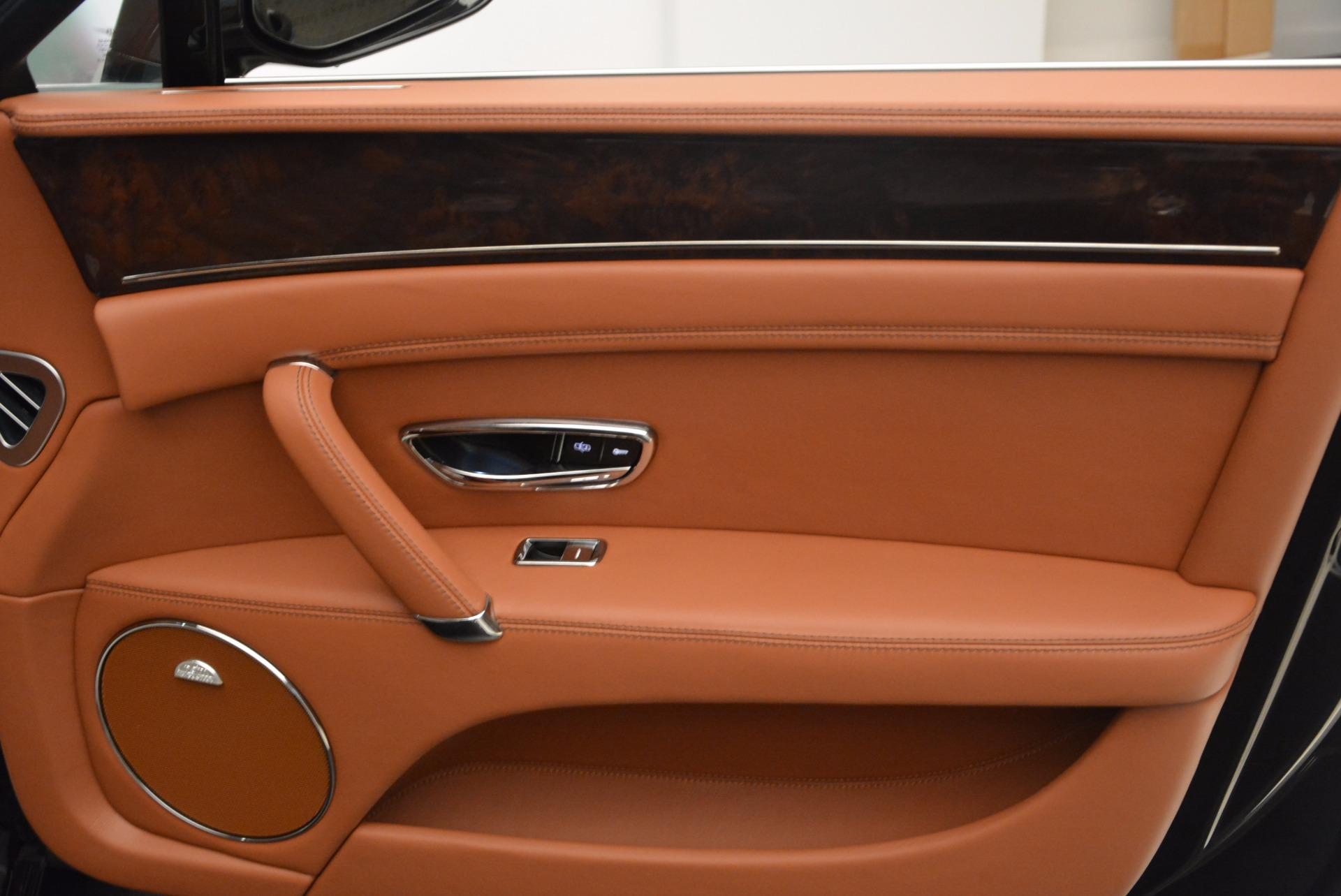 Used 2014 Bentley Flying Spur W12 For Sale In Westport, CT 1598_p38