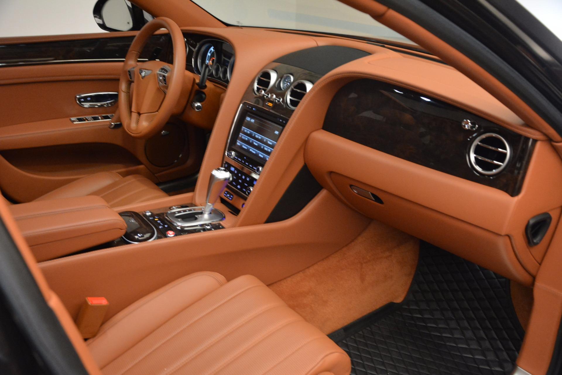 Used 2014 Bentley Flying Spur W12 For Sale In Westport, CT 1598_p40