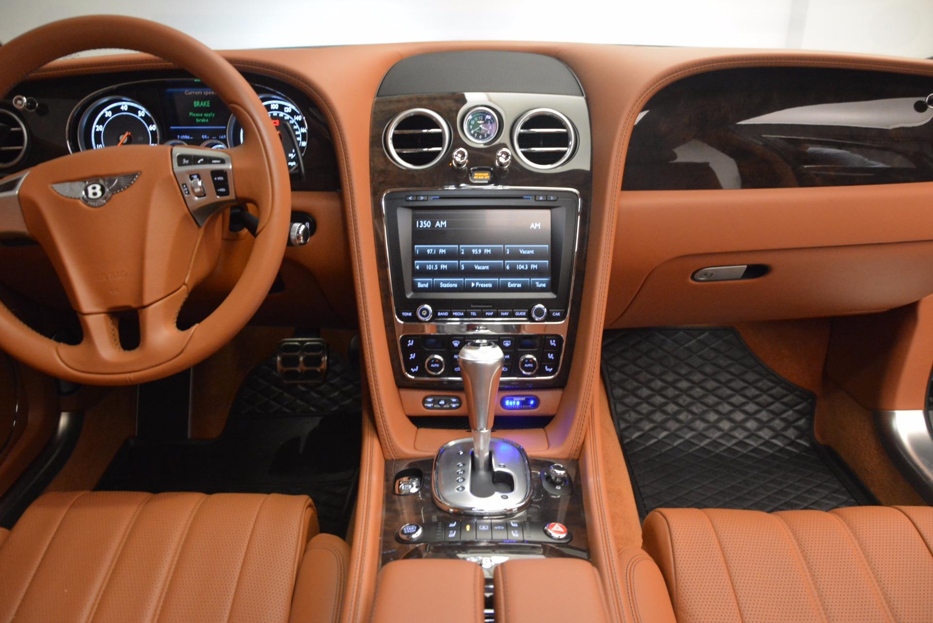 Used 2014 Bentley Flying Spur W12 For Sale In Westport, CT 1598_p43