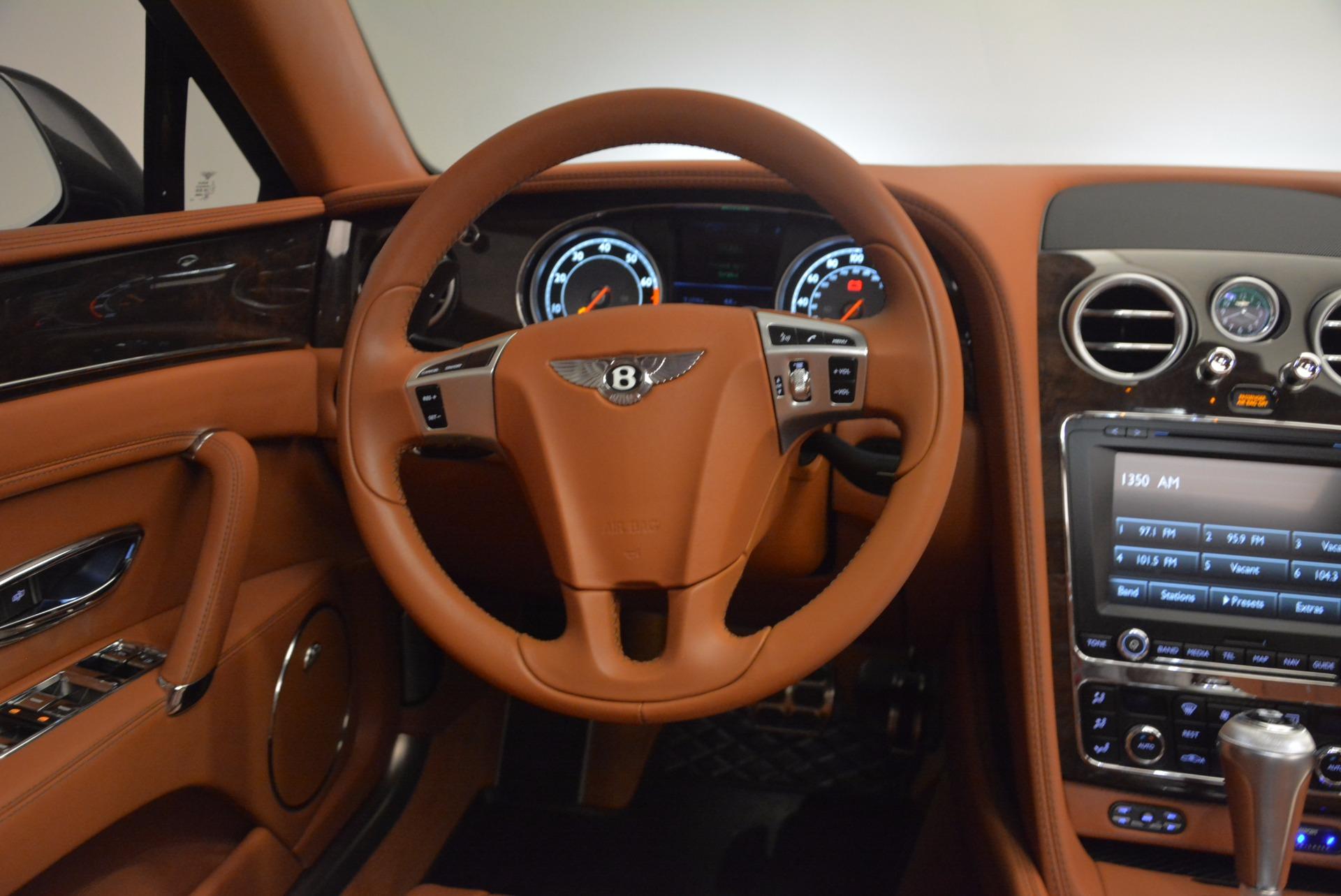 Used 2014 Bentley Flying Spur W12 For Sale In Westport, CT 1598_p44