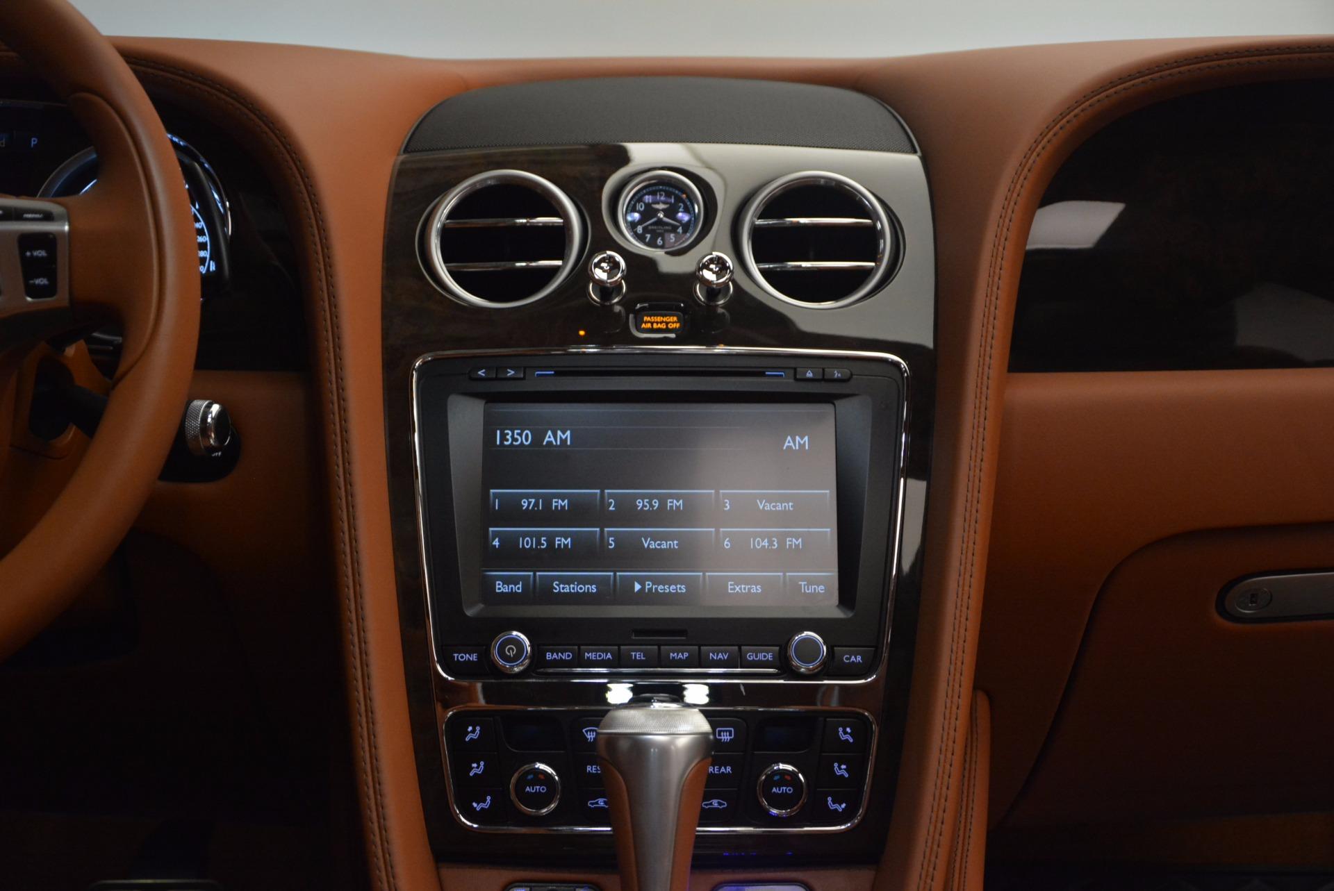 Used 2014 Bentley Flying Spur W12 For Sale In Westport, CT 1598_p46