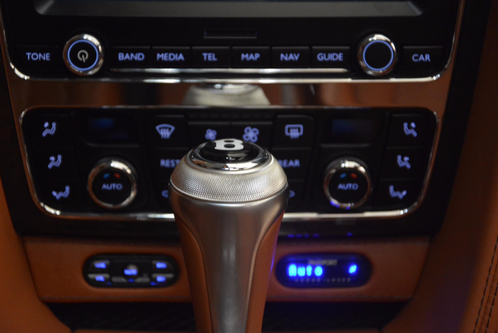 Used 2014 Bentley Flying Spur W12 For Sale In Westport, CT 1598_p47