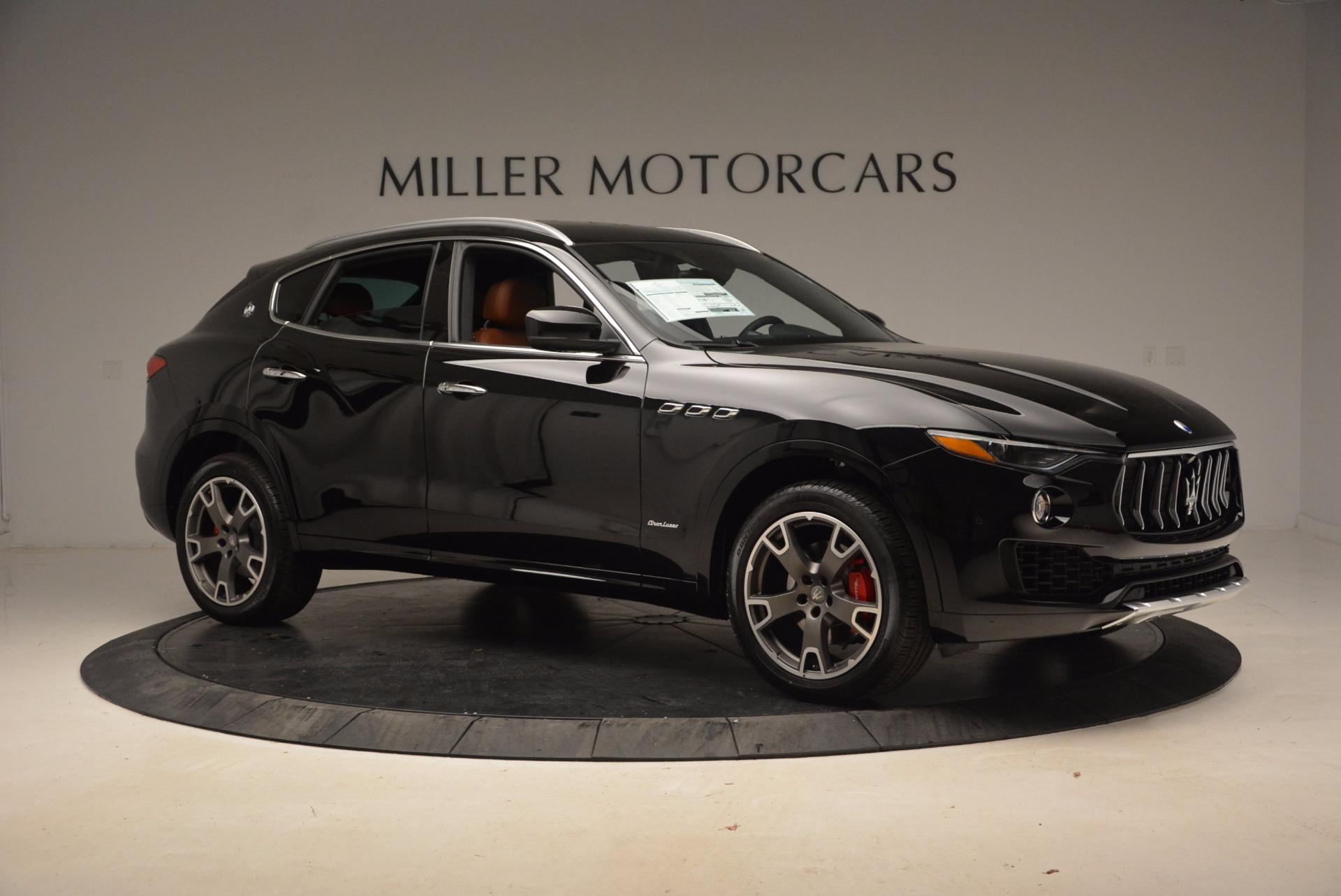 New 2018 Maserati Levante Q4 GranLusso For Sale In Westport, CT 1599_p10