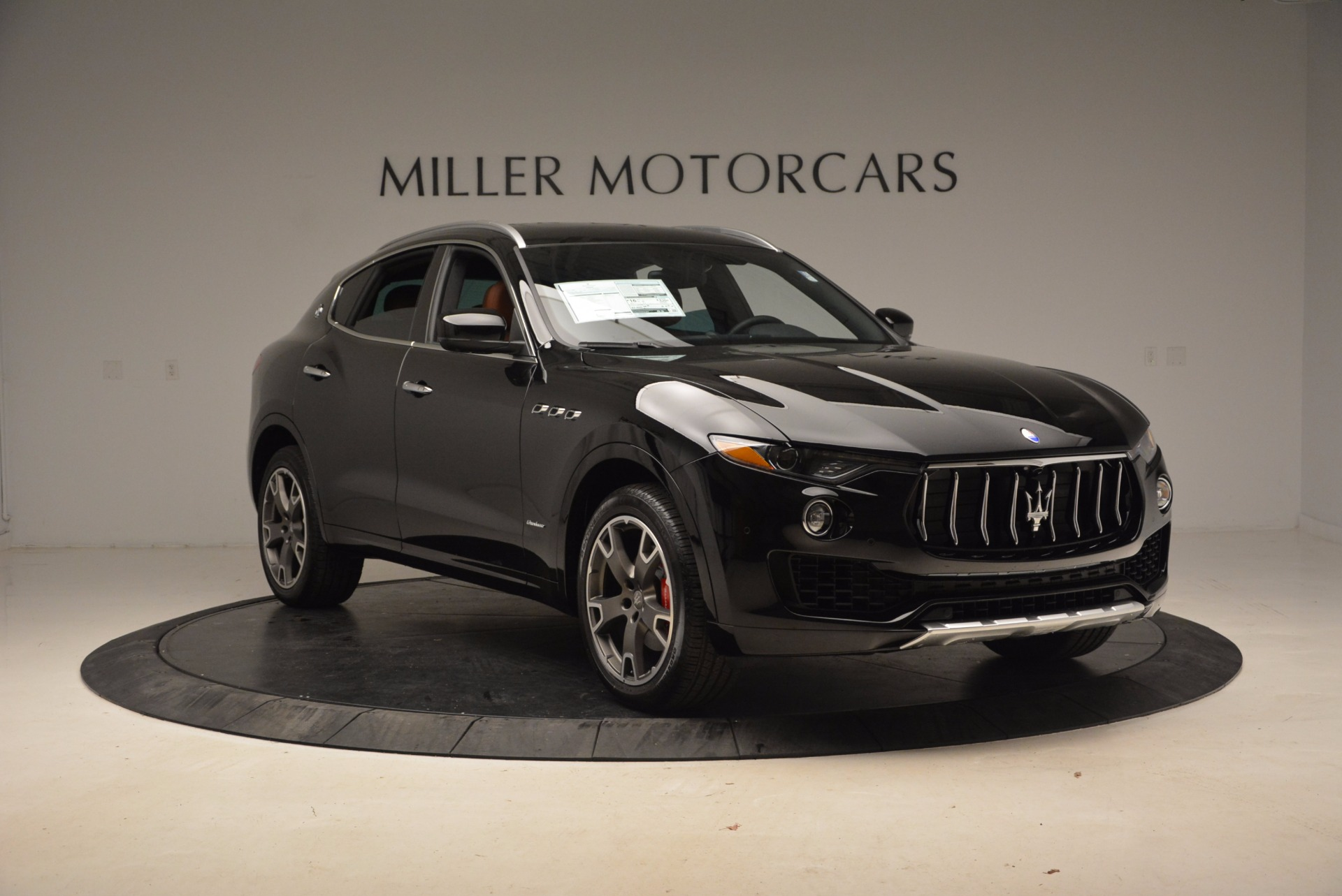 New 2018 Maserati Levante Q4 GranLusso For Sale In Westport, CT 1599_p11