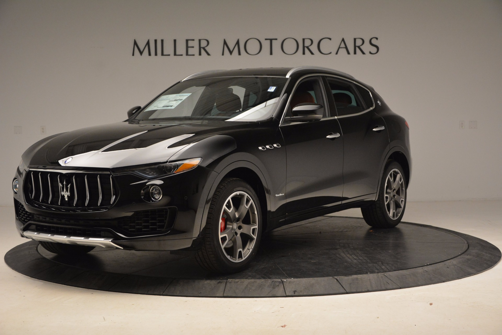 New 2018 Maserati Levante Q4 GranLusso For Sale In Westport, CT 1599_p2