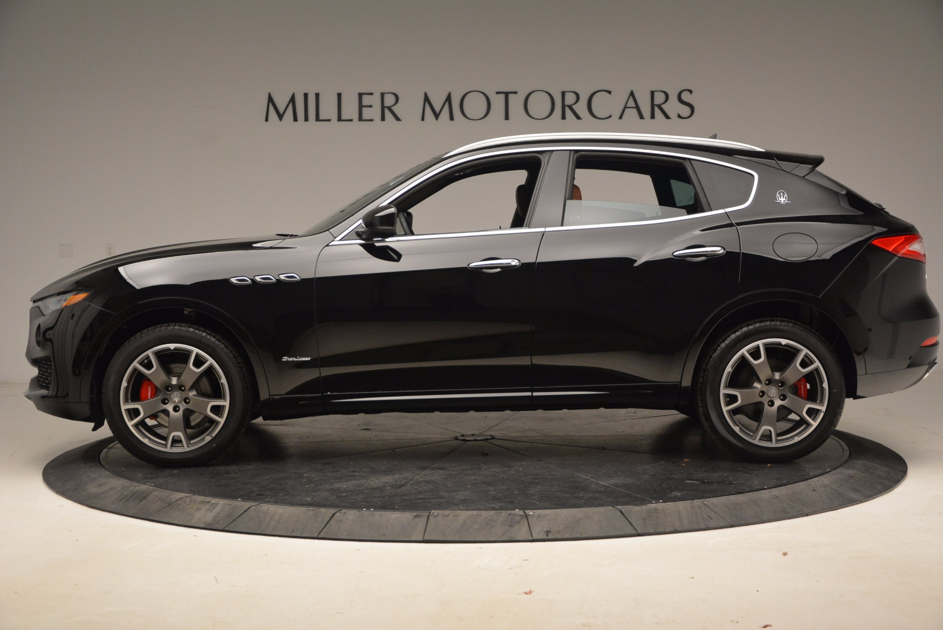 New 2018 Maserati Levante Q4 GranLusso For Sale In Westport, CT 1599_p3