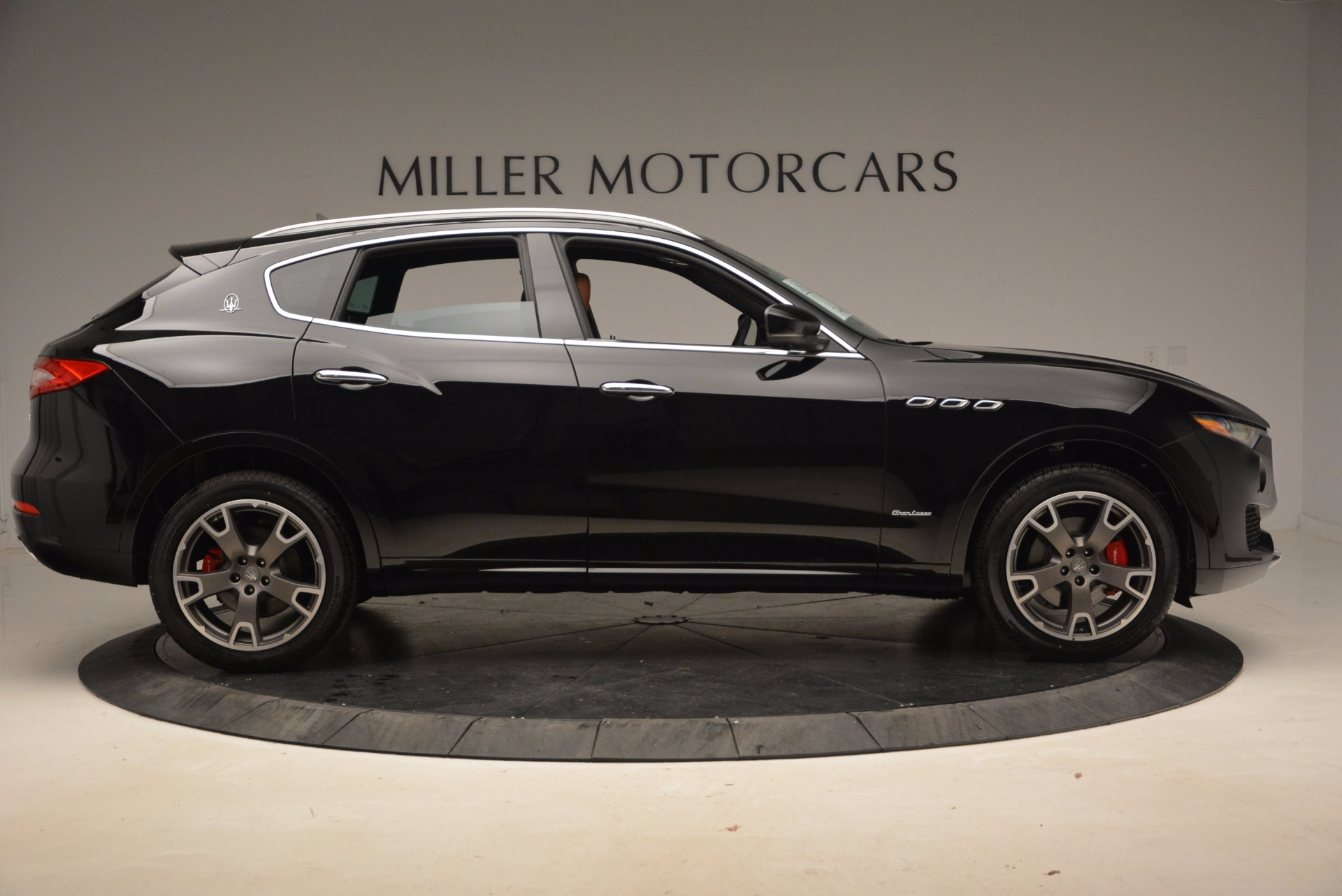 New 2018 Maserati Levante Q4 GranLusso For Sale In Westport, CT 1599_p9