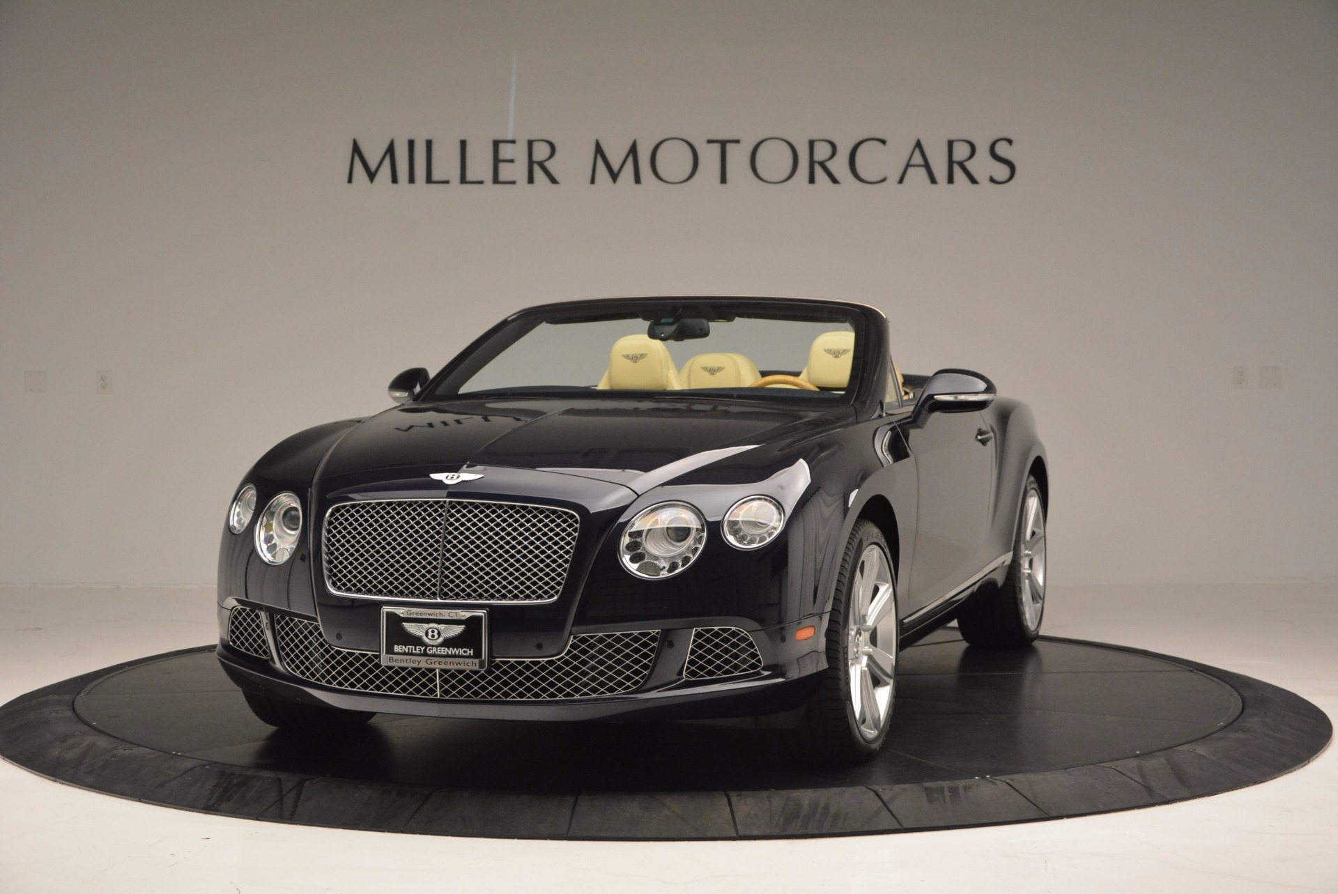 Used 2012 Bentley Continental GTC  For Sale In Westport, CT 16_main
