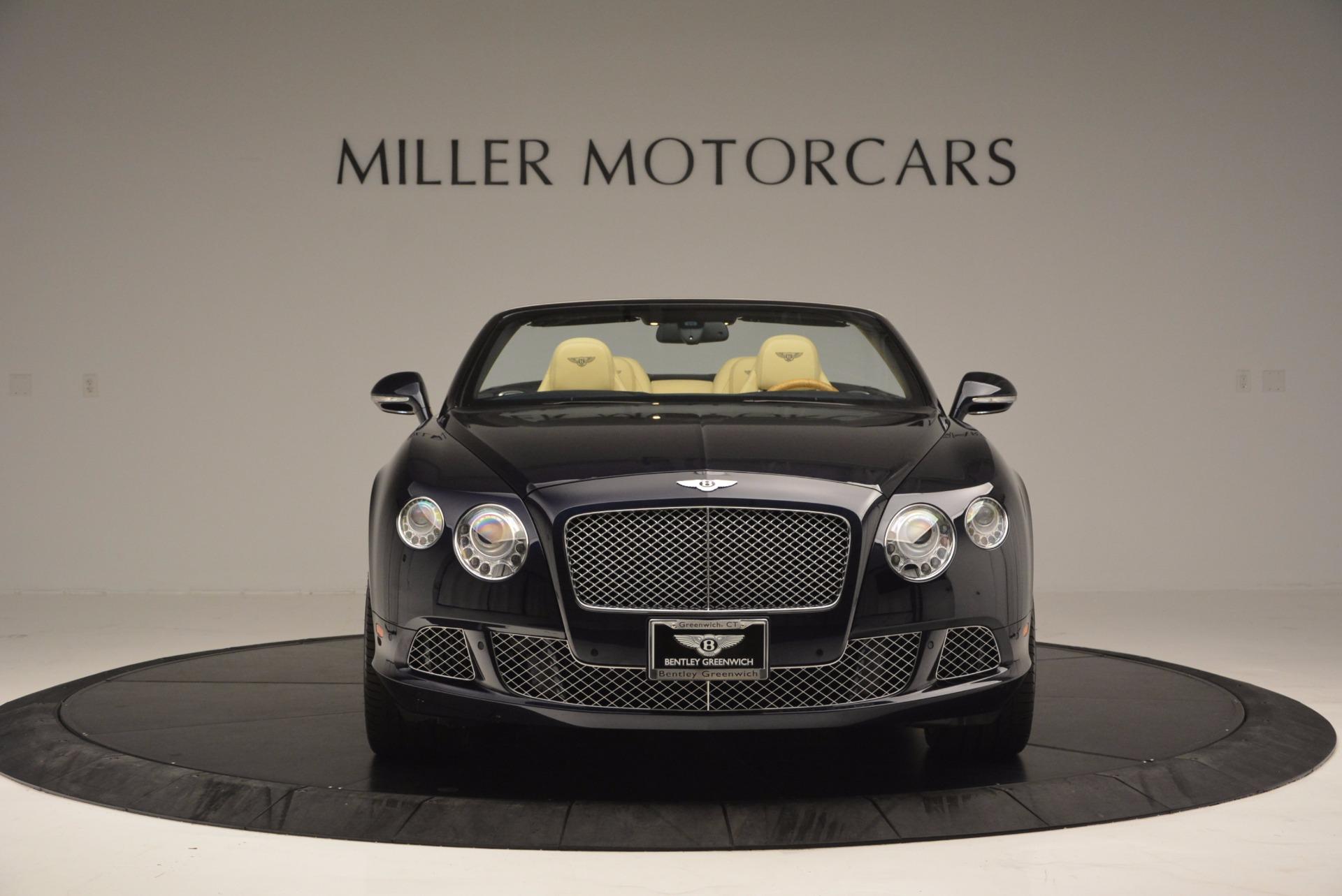 Used 2012 Bentley Continental GTC  For Sale In Westport, CT 16_p12