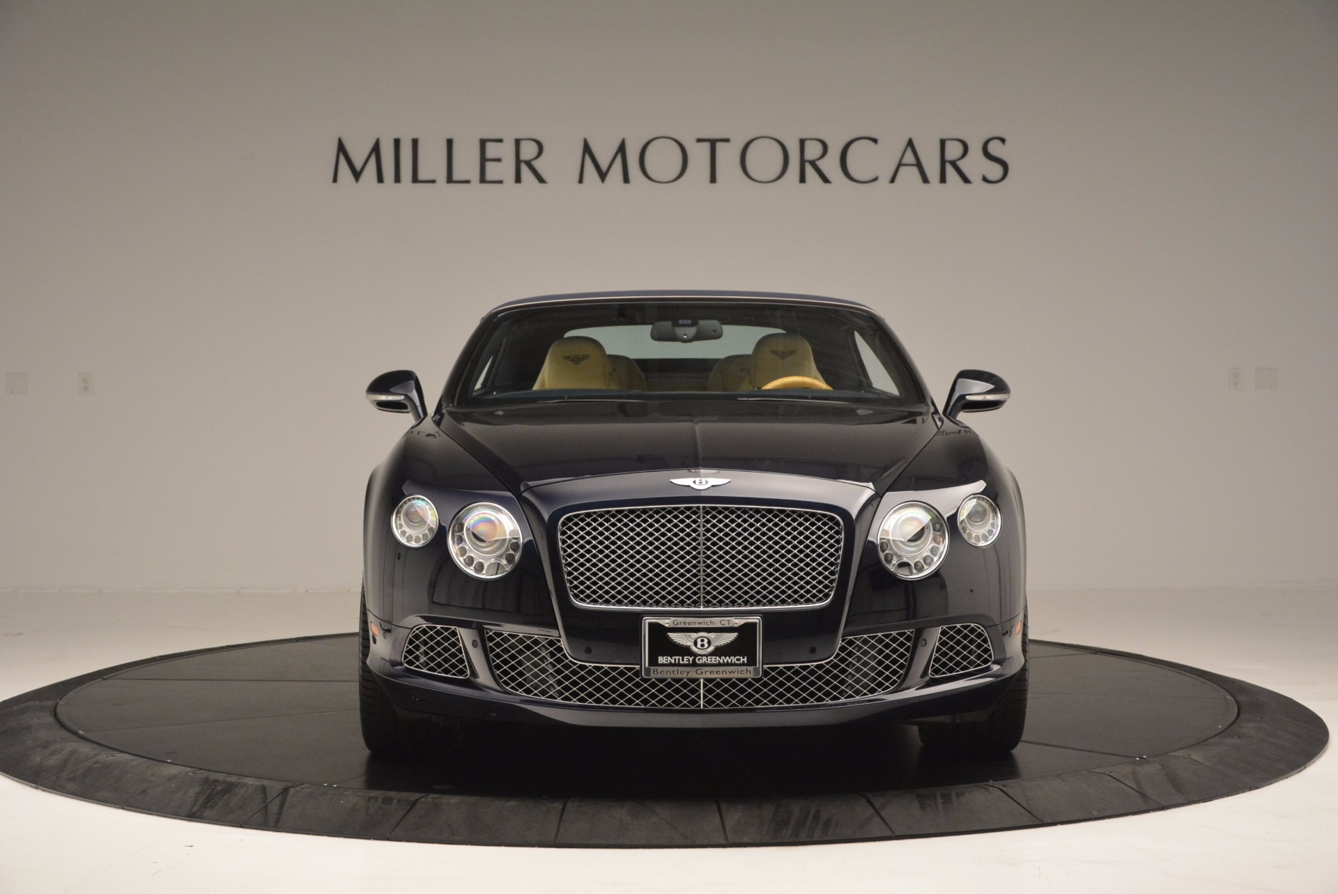 Used 2012 Bentley Continental GTC  For Sale In Westport, CT 16_p13