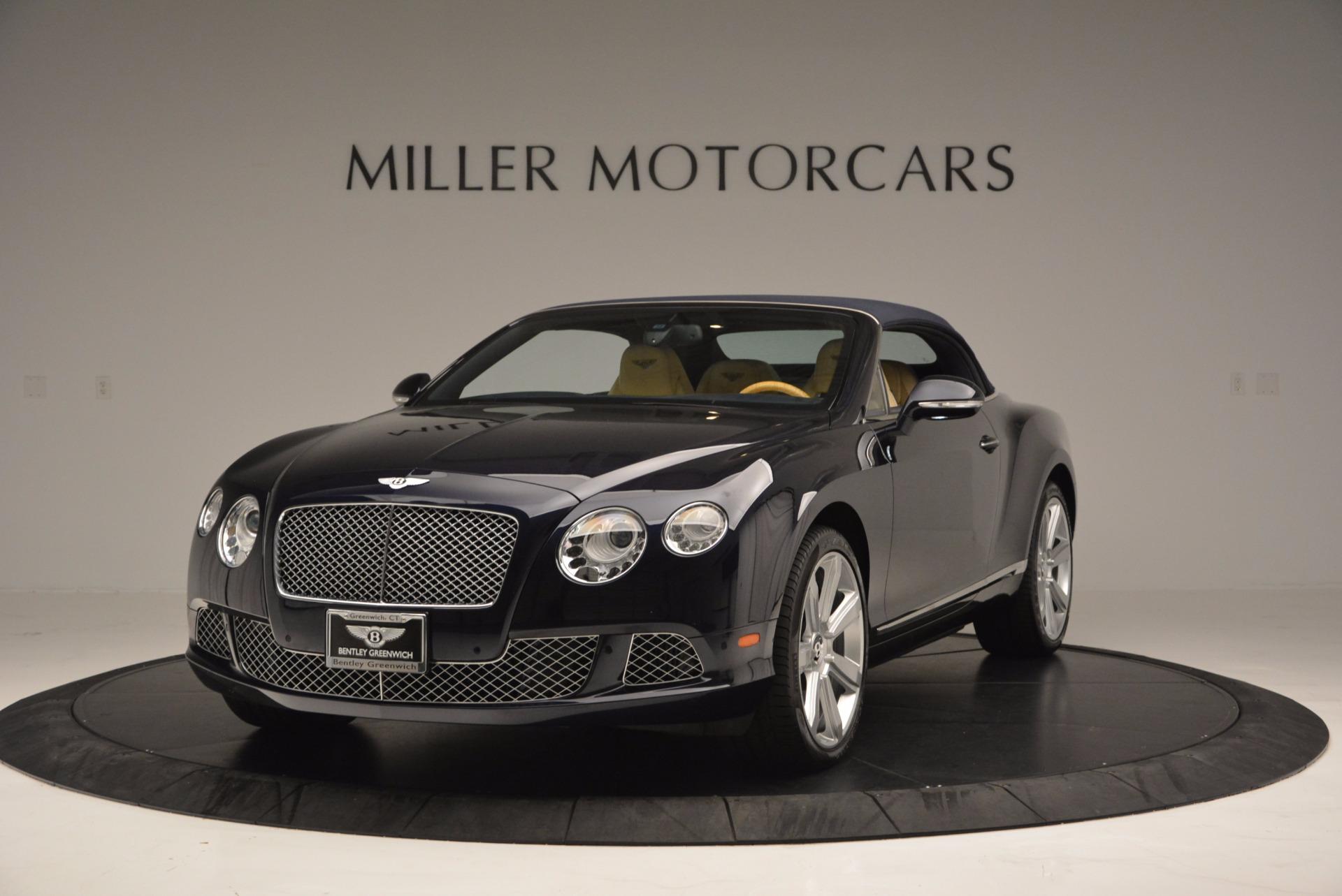 Used 2012 Bentley Continental GTC  For Sale In Westport, CT 16_p14