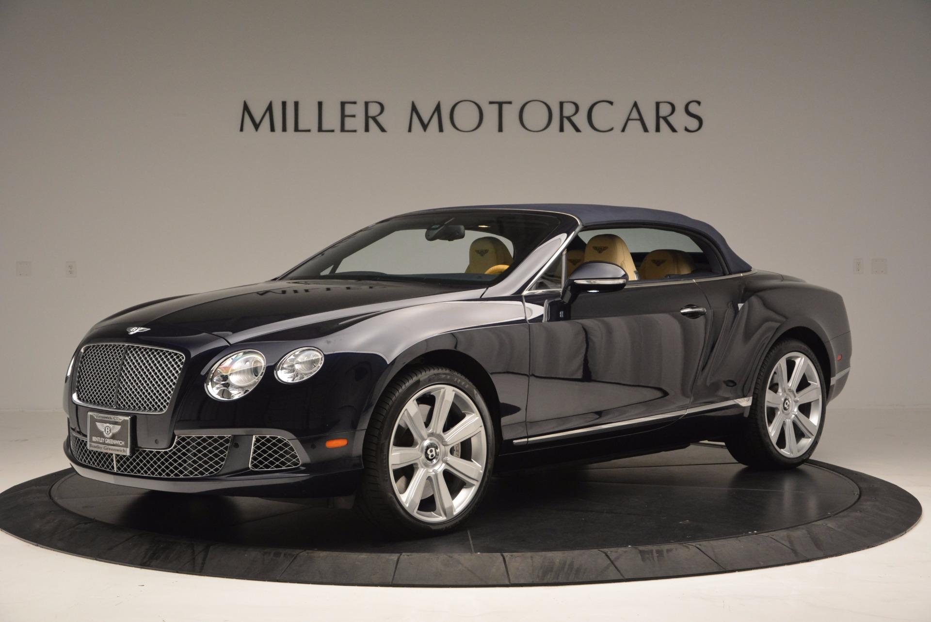 Used 2012 Bentley Continental GTC  For Sale In Westport, CT 16_p15
