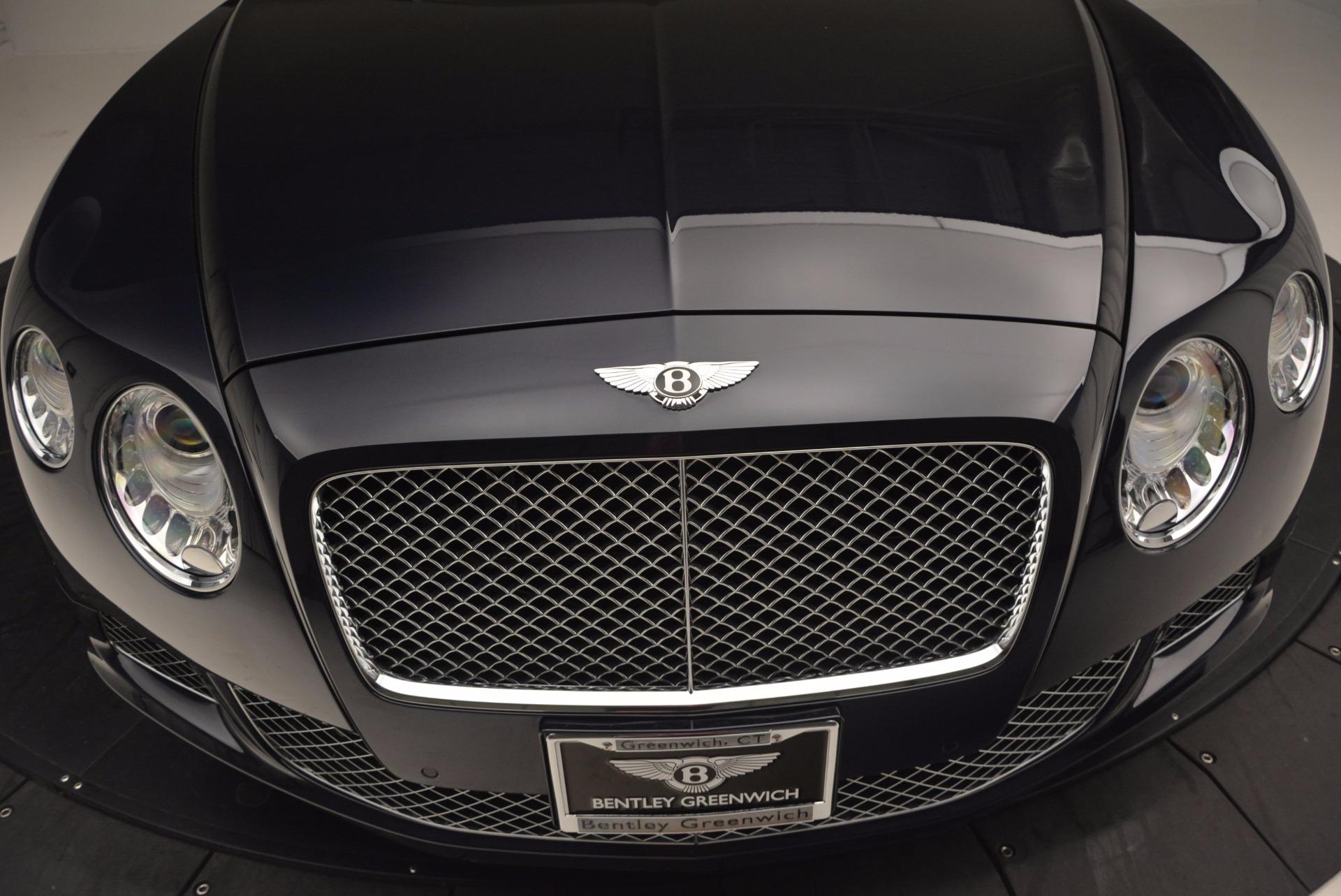 Used 2012 Bentley Continental GTC  For Sale In Westport, CT 16_p25