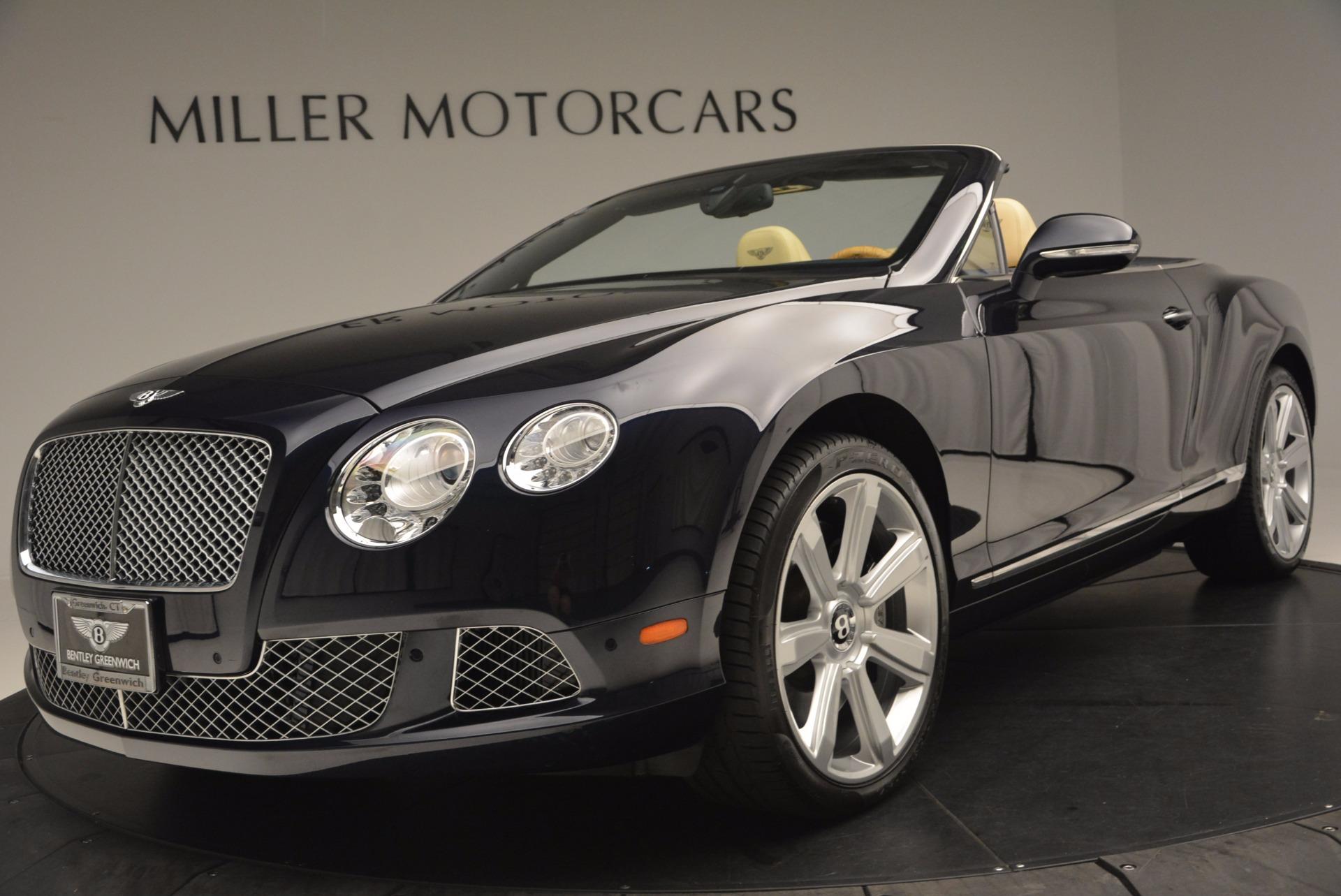 Used 2012 Bentley Continental GTC  For Sale In Westport, CT 16_p28