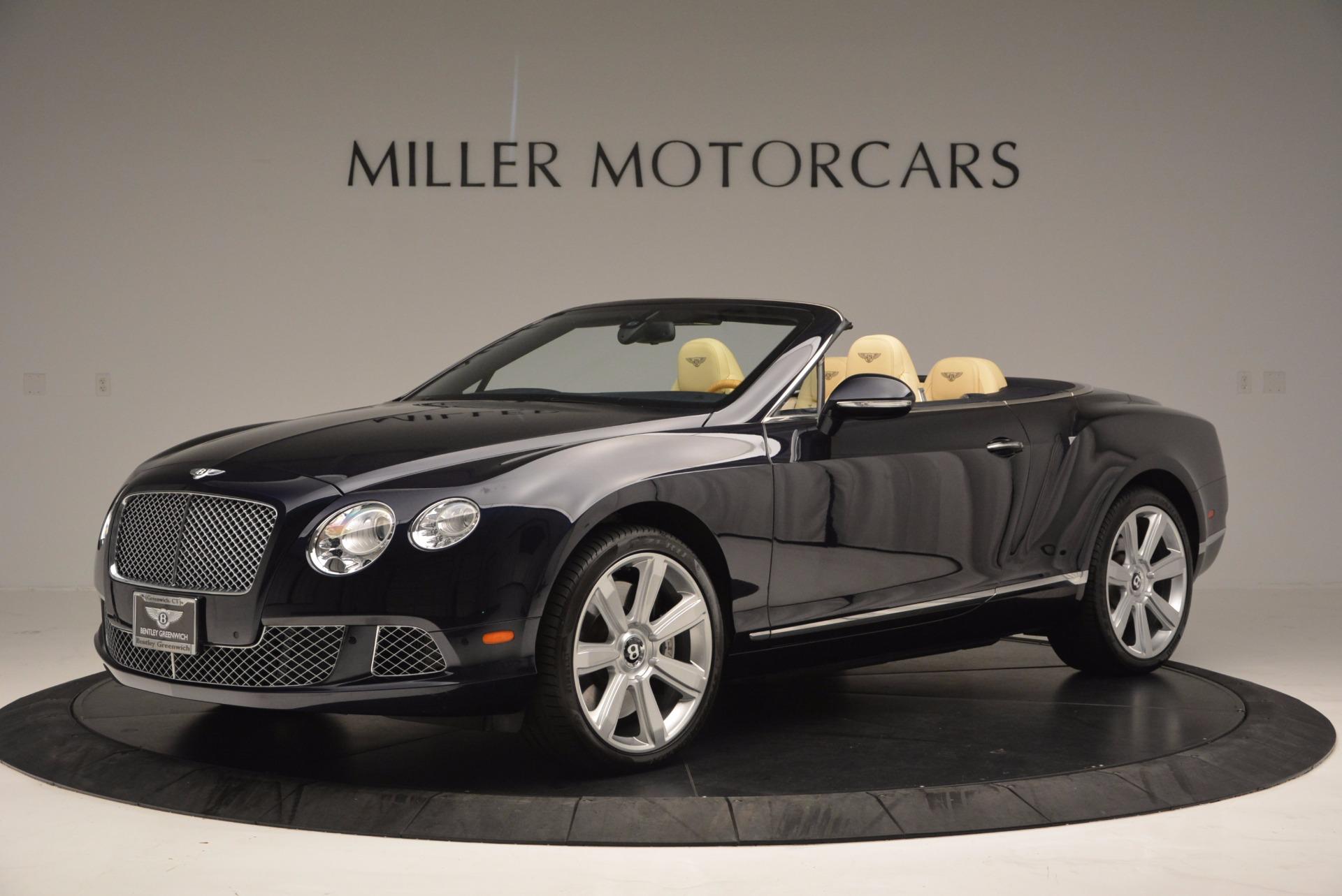 Used 2012 Bentley Continental GTC  For Sale In Westport, CT 16_p2