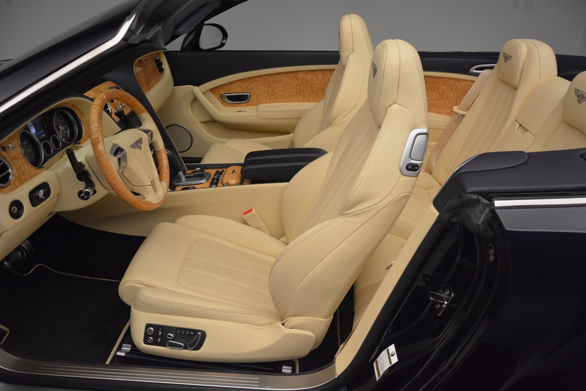 Used 2012 Bentley Continental GTC  For Sale In Westport, CT 16_p34