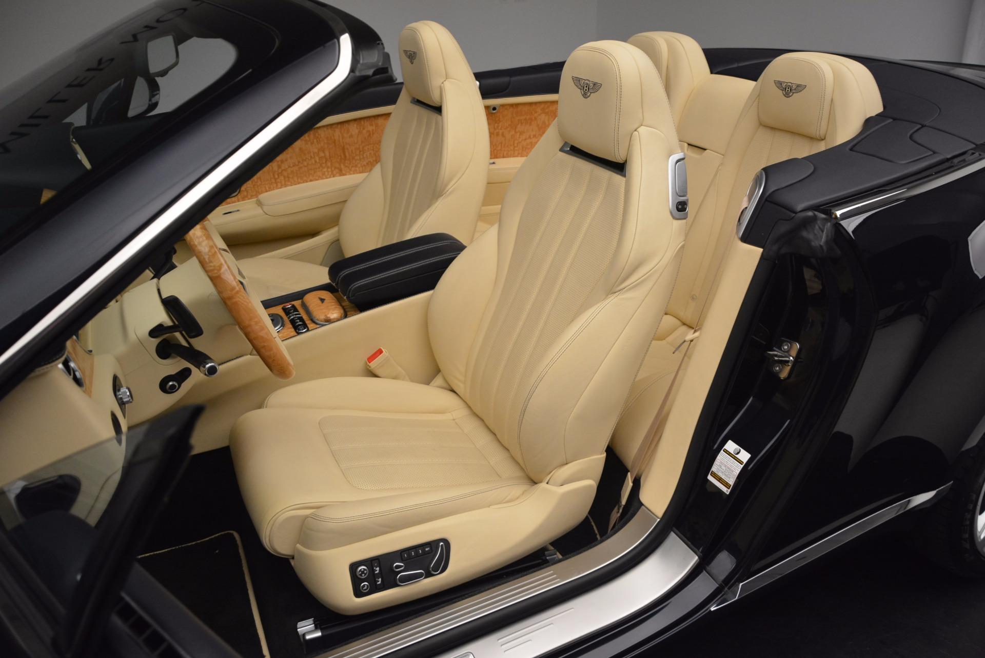 Used 2012 Bentley Continental GTC  For Sale In Westport, CT 16_p35