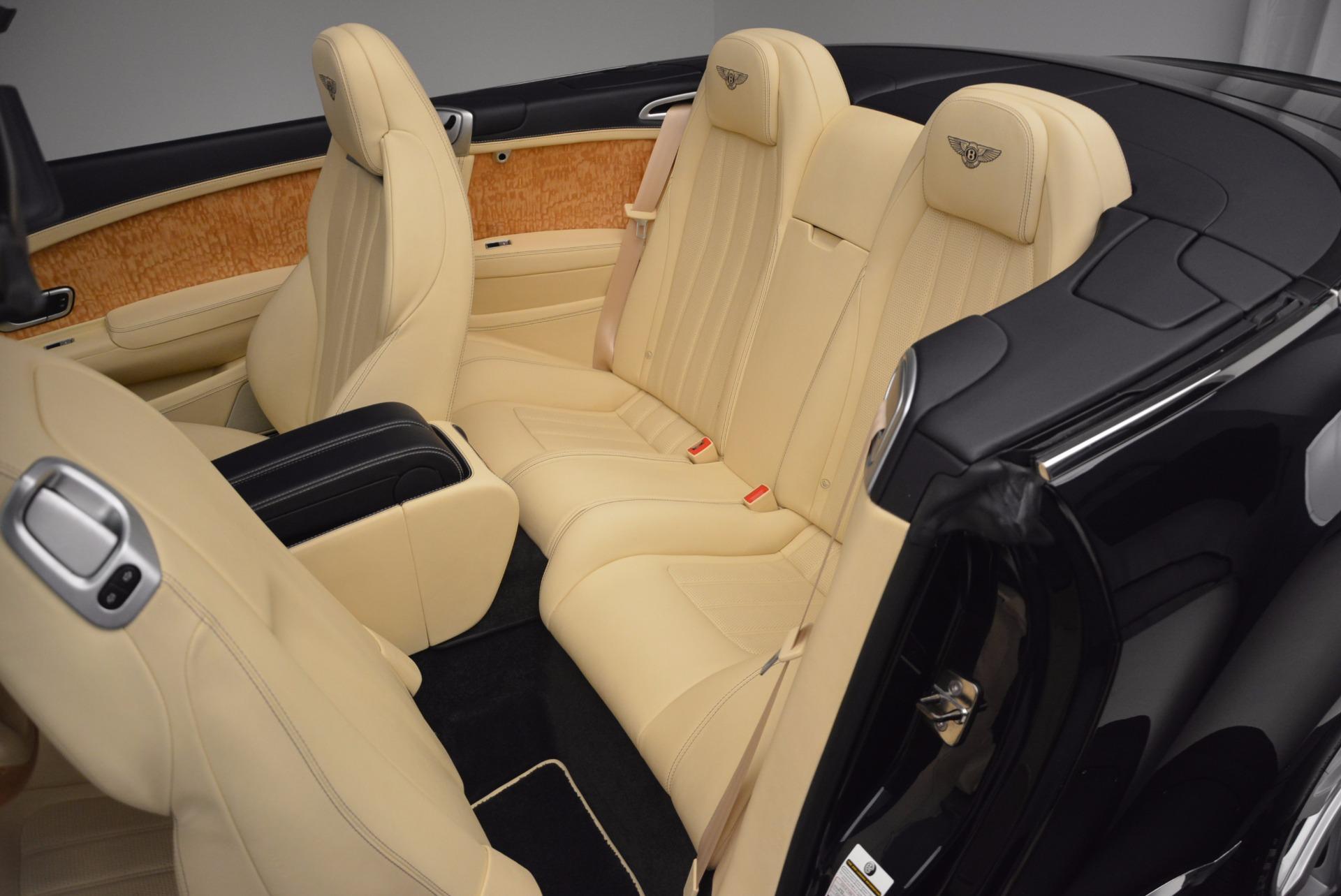 Used 2012 Bentley Continental GTC  For Sale In Westport, CT 16_p37
