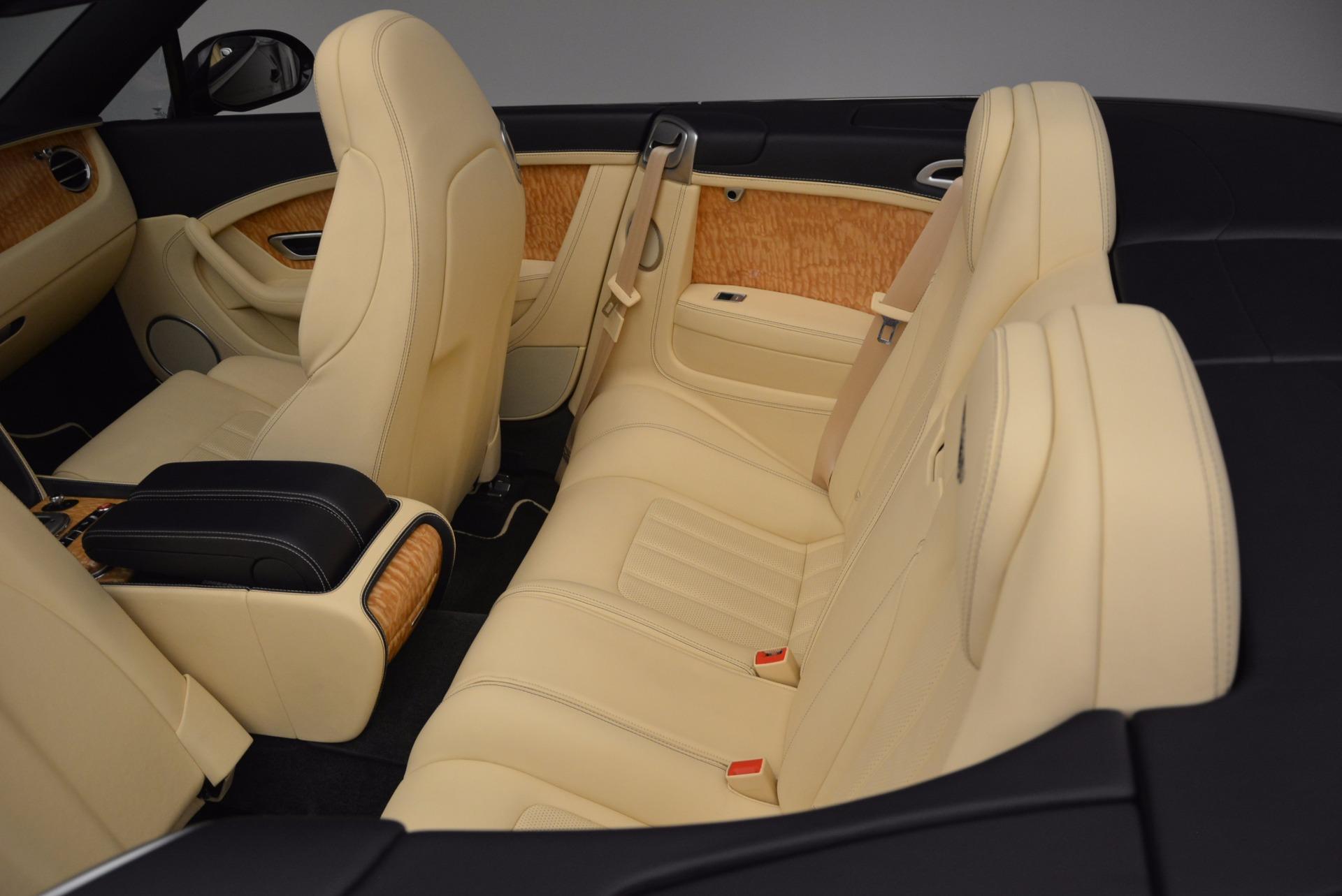 Used 2012 Bentley Continental GTC  For Sale In Westport, CT 16_p38