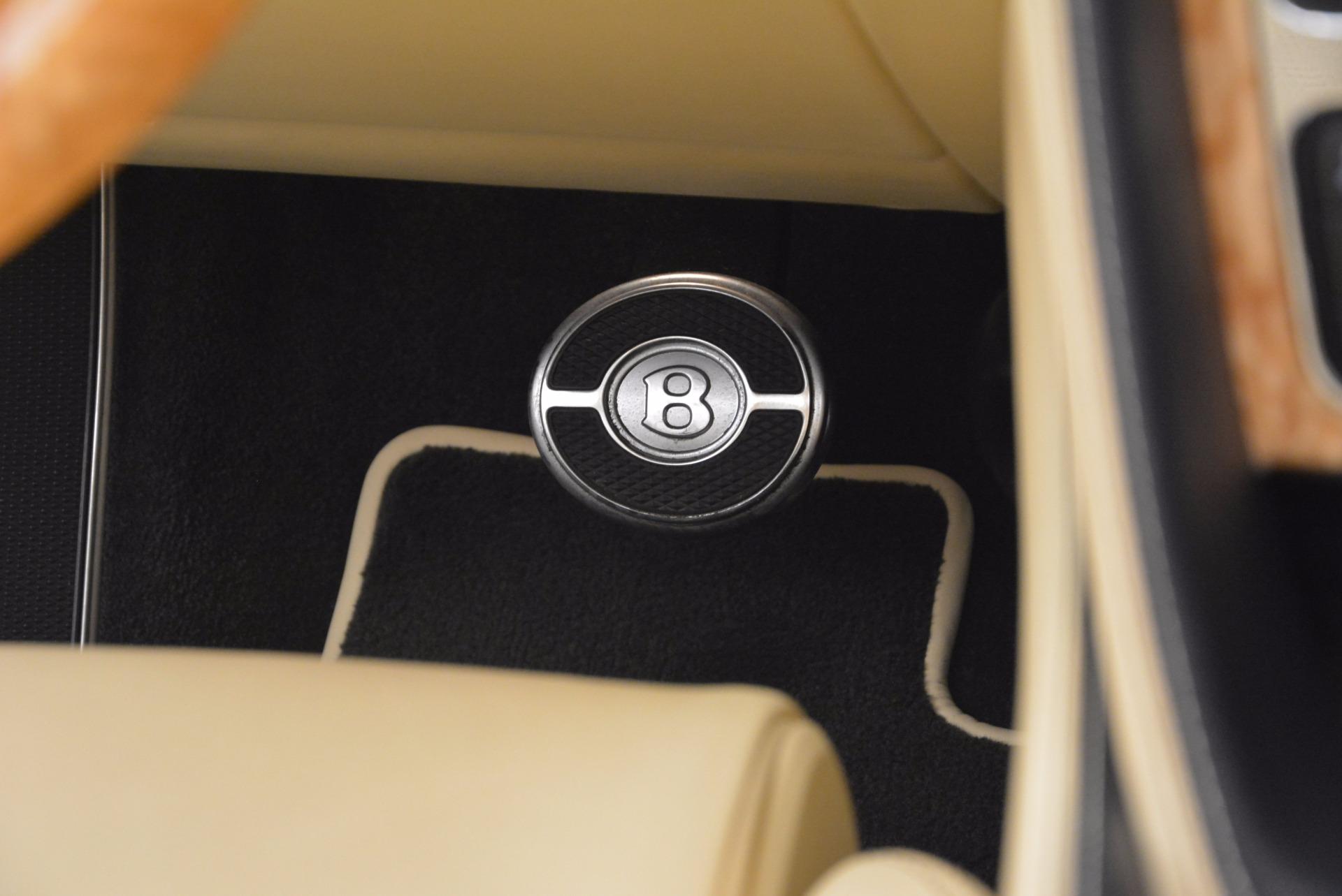 Used 2012 Bentley Continental GTC  For Sale In Westport, CT 16_p43