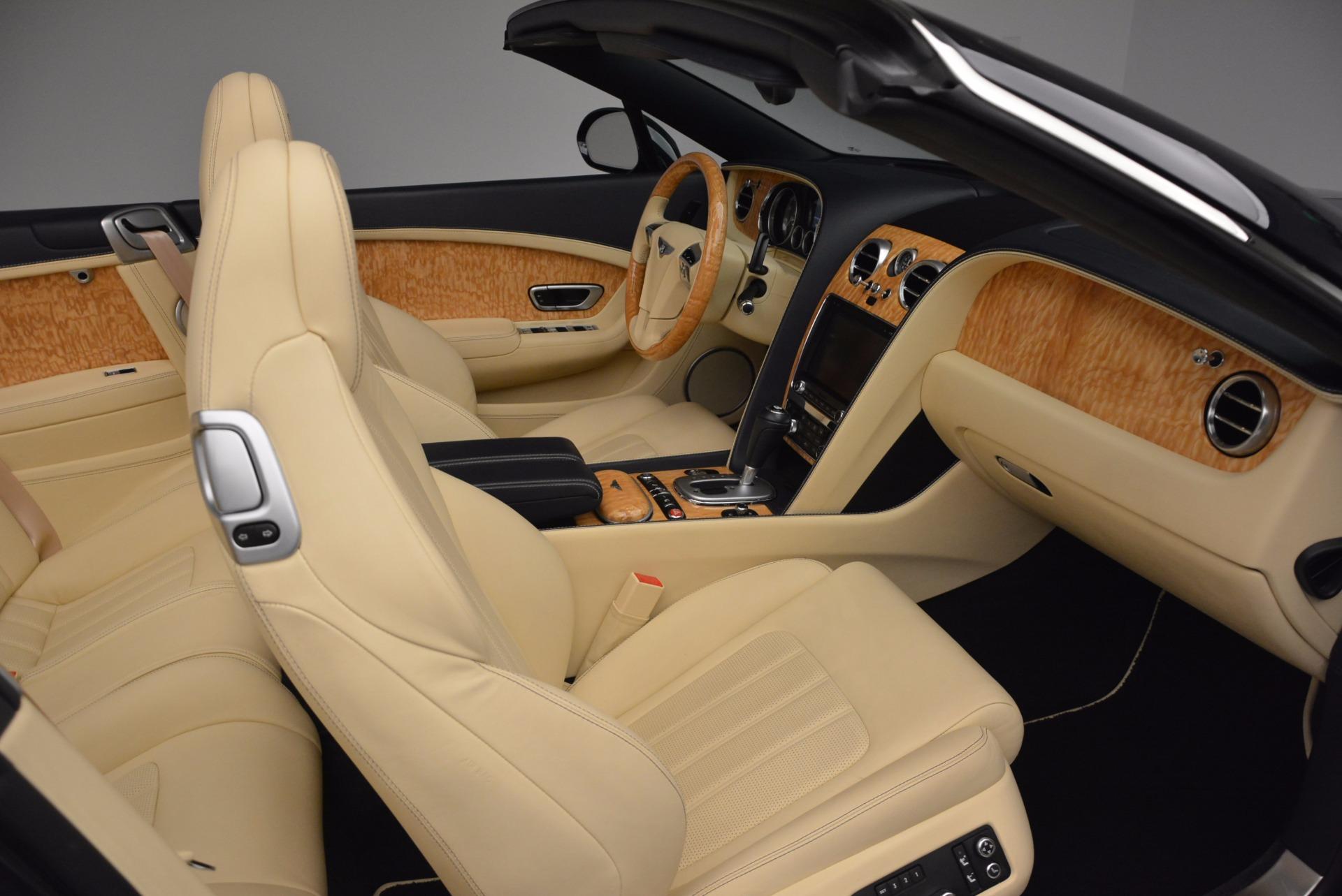 Used 2012 Bentley Continental GTC  For Sale In Westport, CT 16_p45