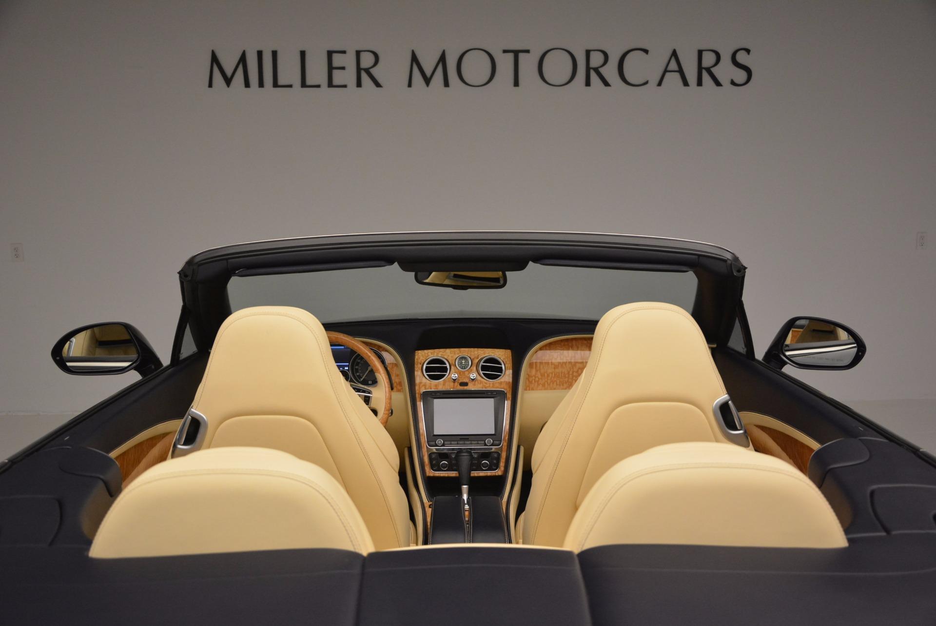 Used 2012 Bentley Continental GTC  For Sale In Westport, CT 16_p49