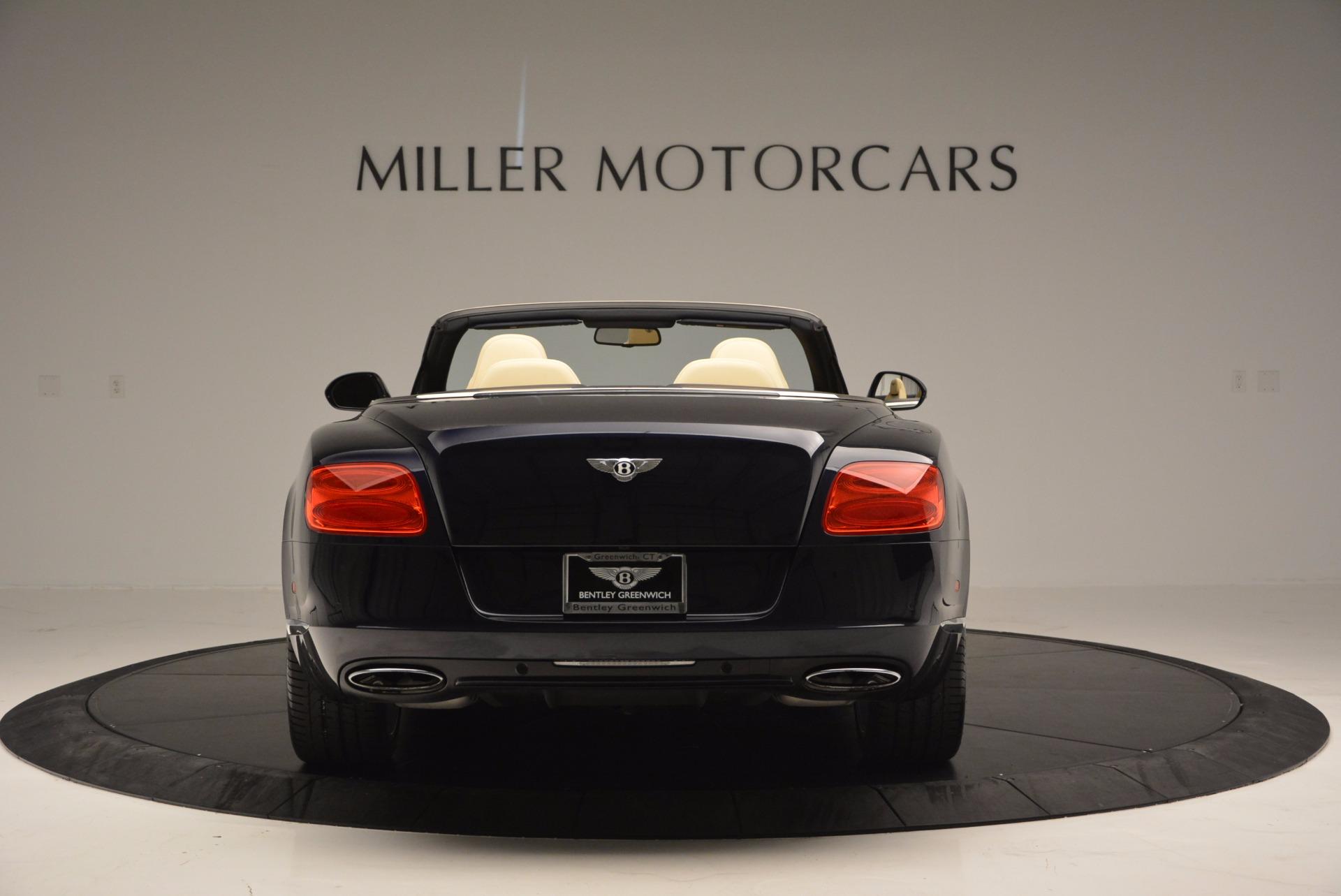 Used 2012 Bentley Continental GTC  For Sale In Westport, CT 16_p6