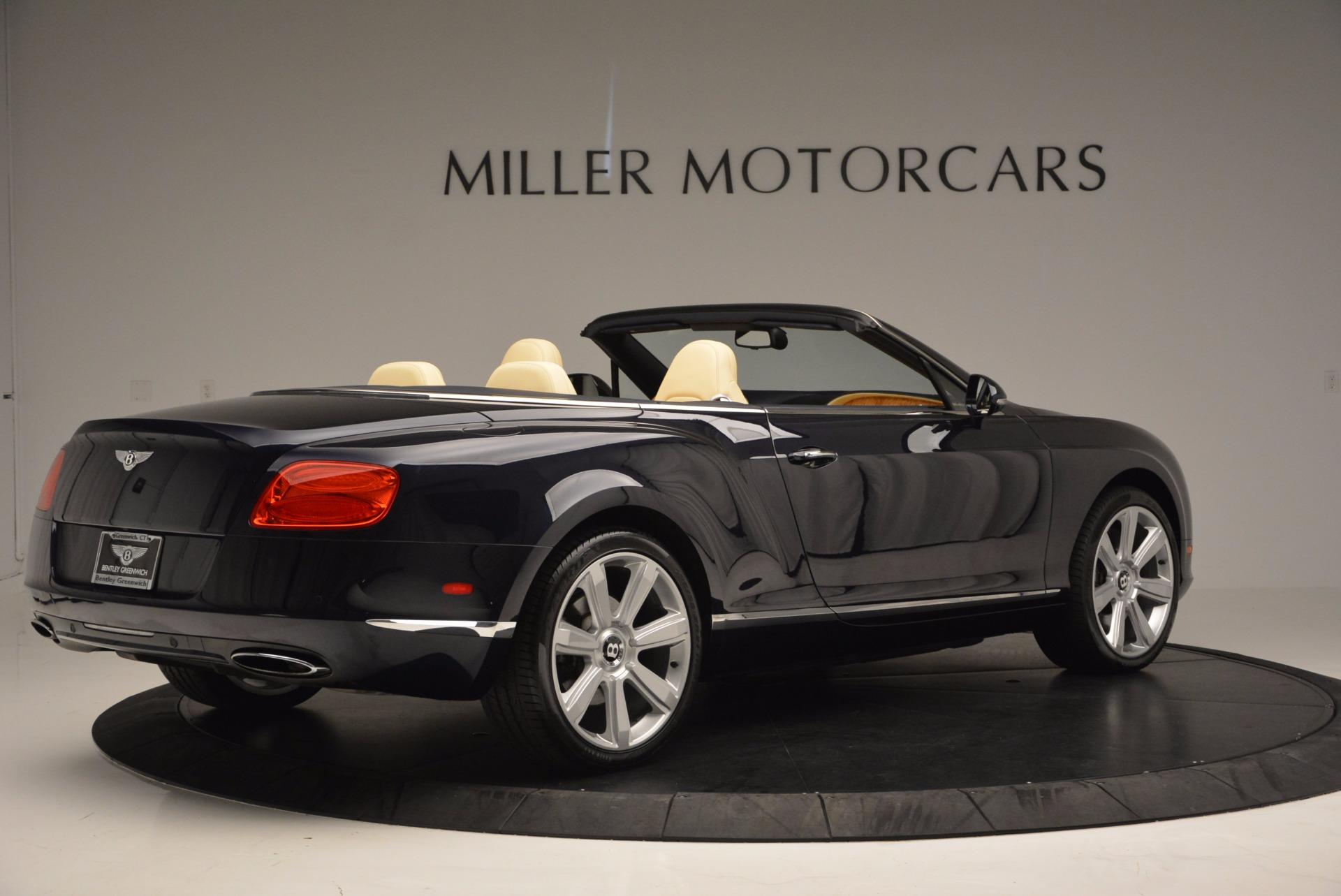 Used 2012 Bentley Continental GTC  For Sale In Westport, CT 16_p8
