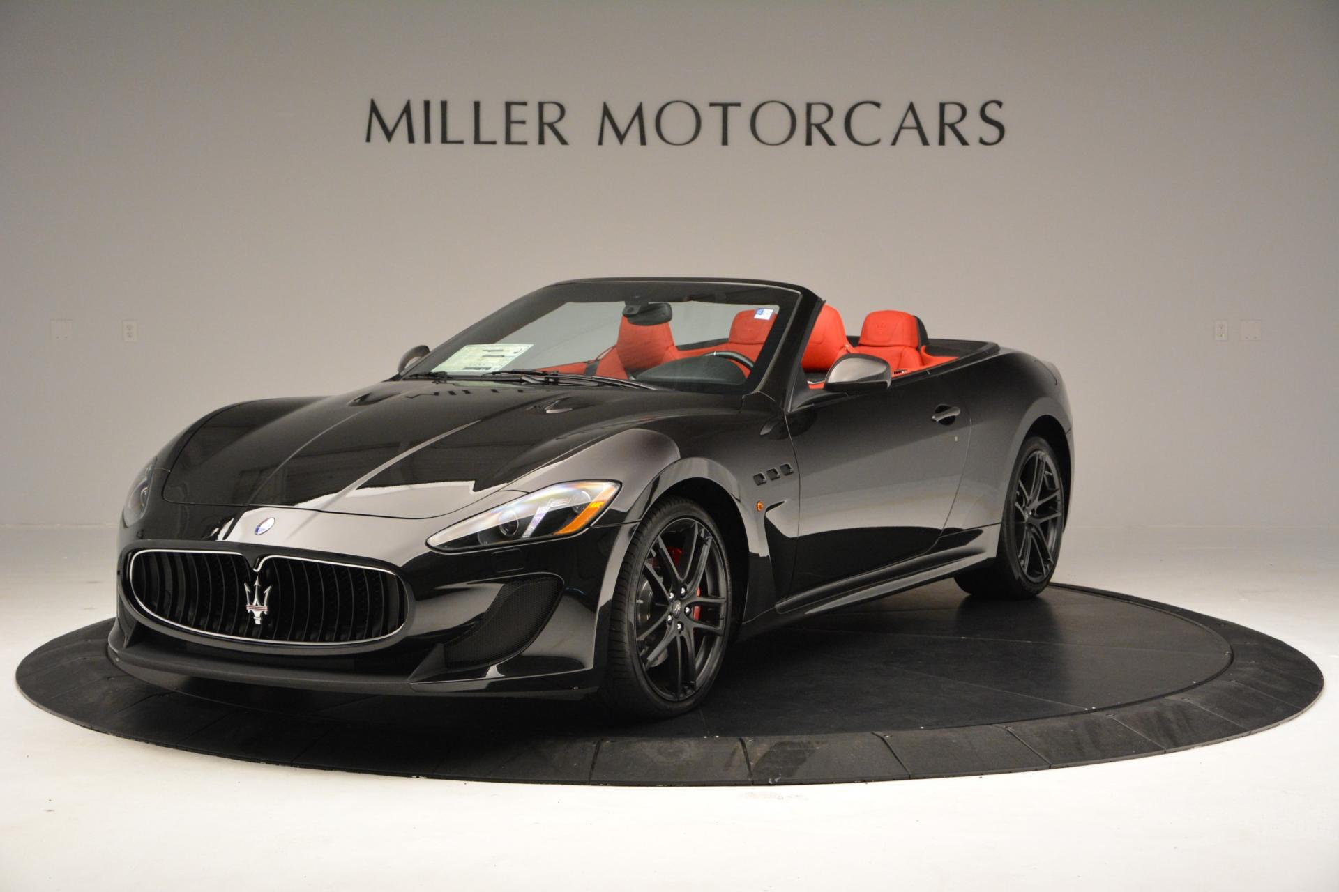 New 2016 Maserati GranTurismo Convertible MC For Sale In Westport, CT 160_main