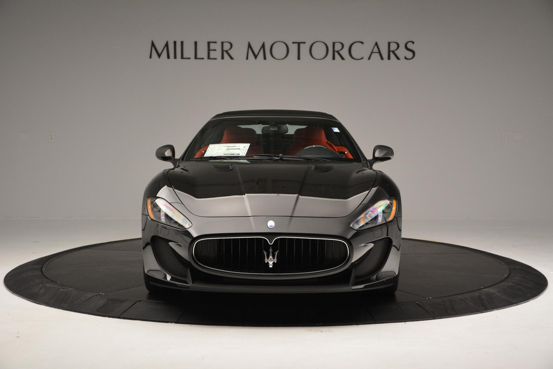 New 2016 Maserati GranTurismo Convertible MC For Sale In Westport, CT 160_p12