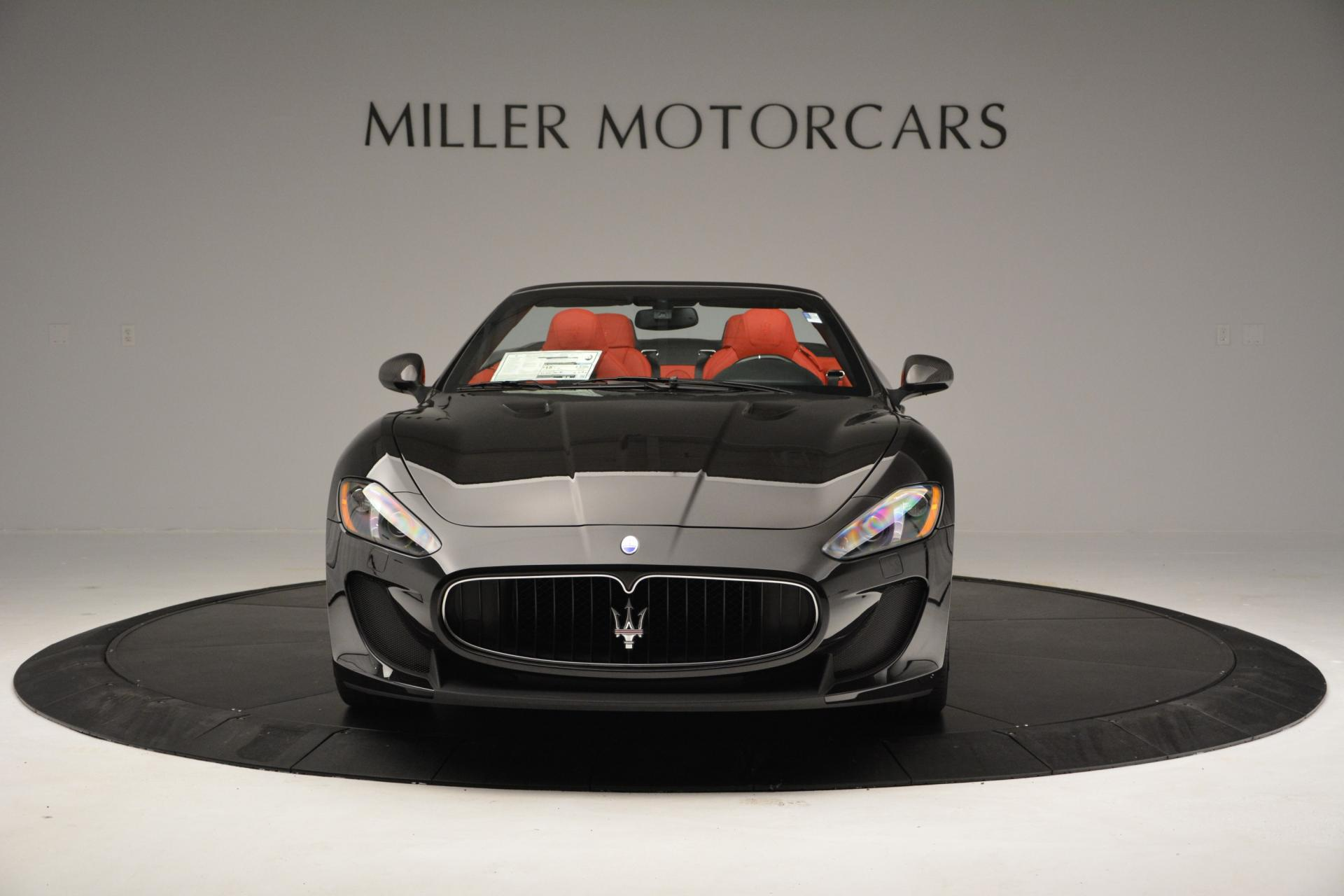 New 2016 Maserati GranTurismo Convertible MC For Sale In Westport, CT 160_p13