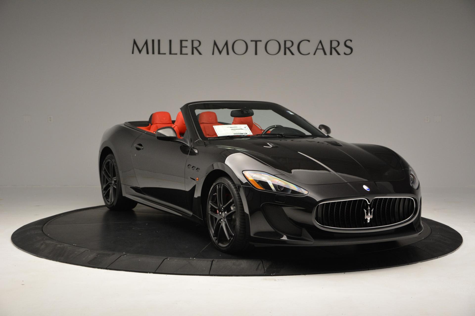 New 2016 Maserati GranTurismo Convertible MC For Sale In Westport, CT 160_p19
