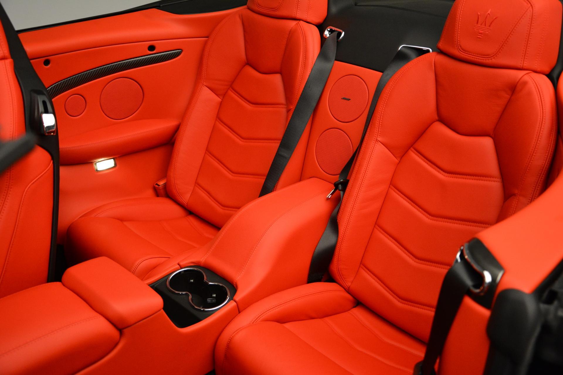 New 2016 Maserati GranTurismo Convertible MC For Sale In Westport, CT 160_p25