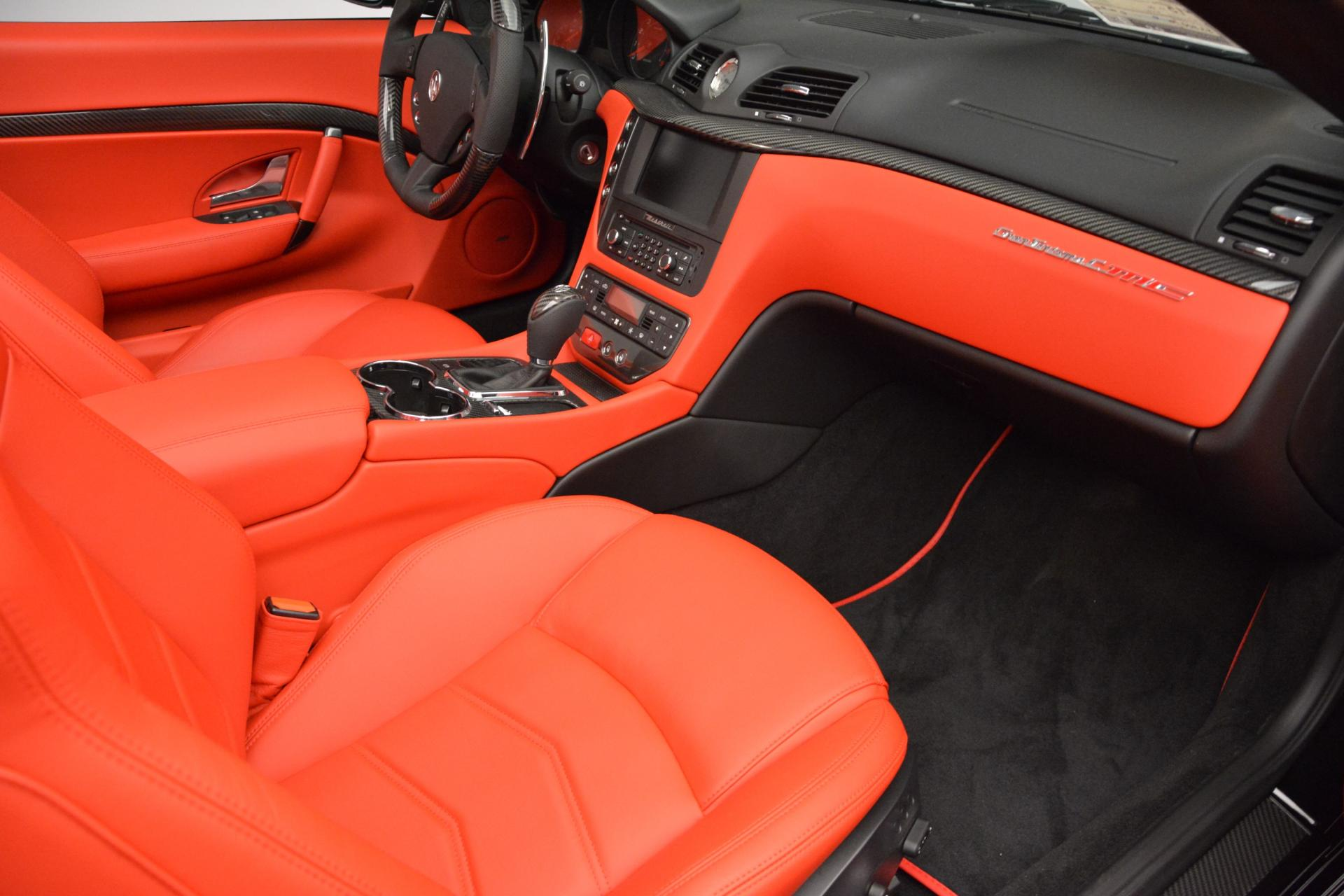 New 2016 Maserati GranTurismo Convertible MC For Sale In Westport, CT 160_p26