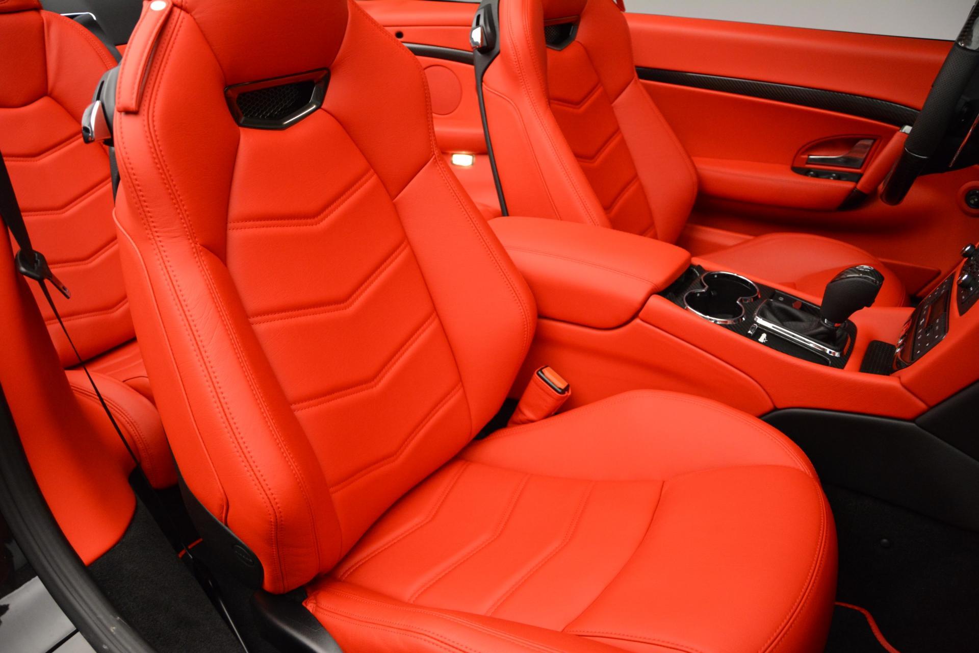 New 2016 Maserati GranTurismo Convertible MC For Sale In Westport, CT 160_p28