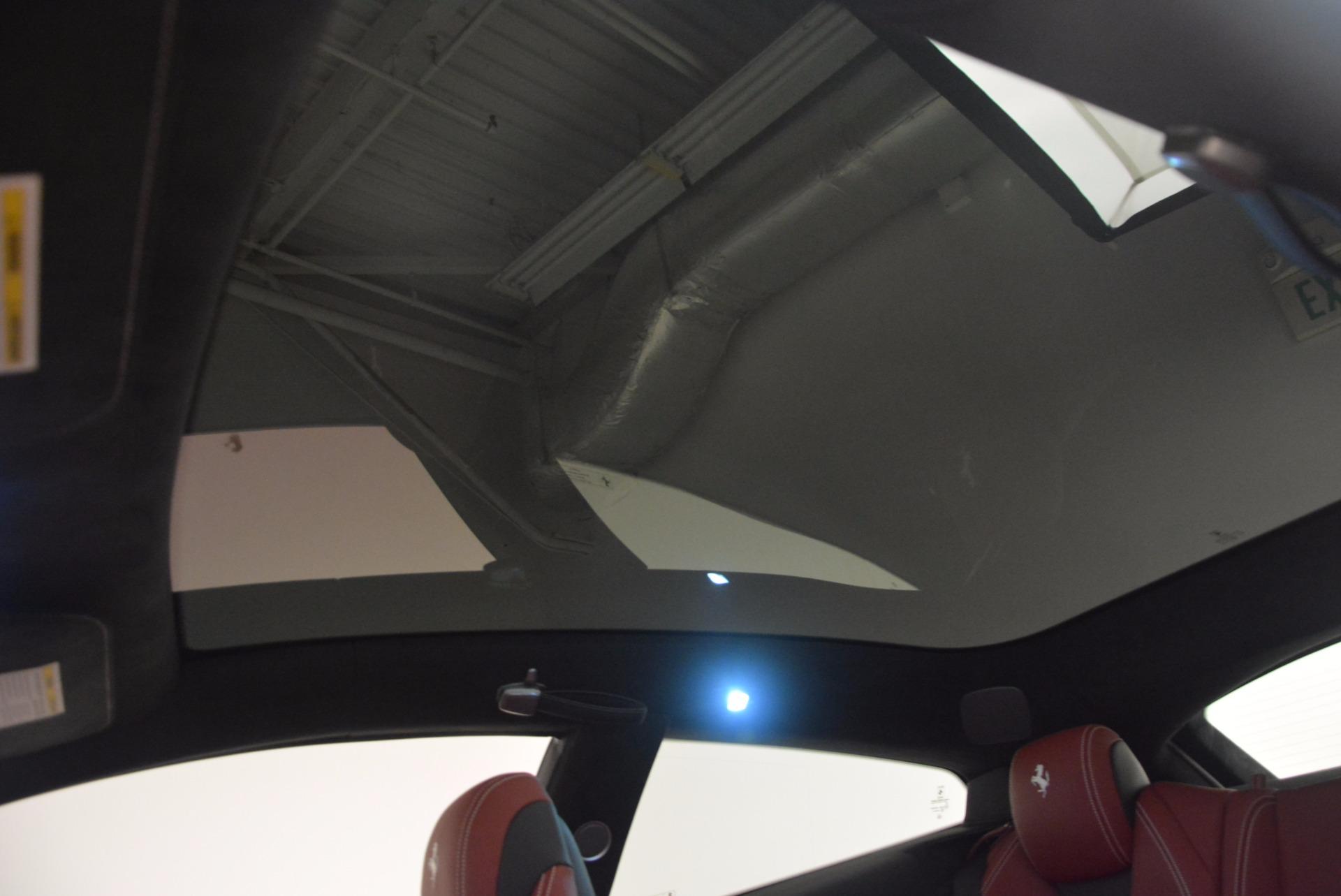 Used 2017 Ferrari GTC4Lusso  For Sale In Westport, CT 1601_p22