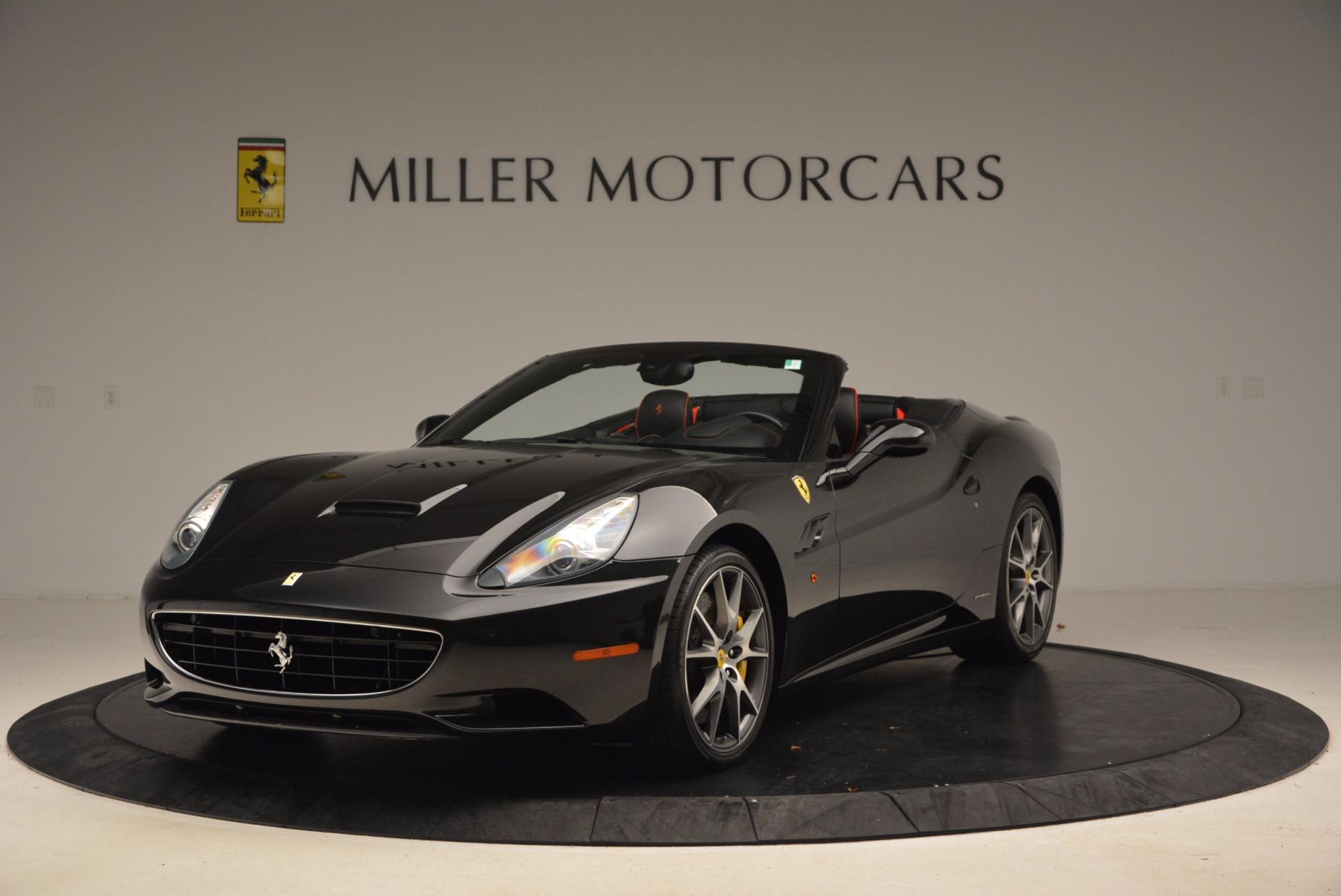 Used 2013 Ferrari California  For Sale In Westport, CT 1603_main