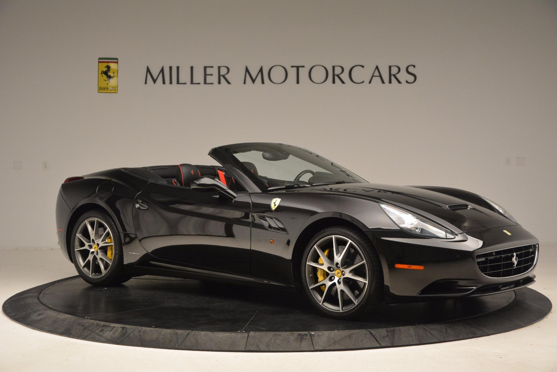 Used 2013 Ferrari California  For Sale In Westport, CT 1603_p10