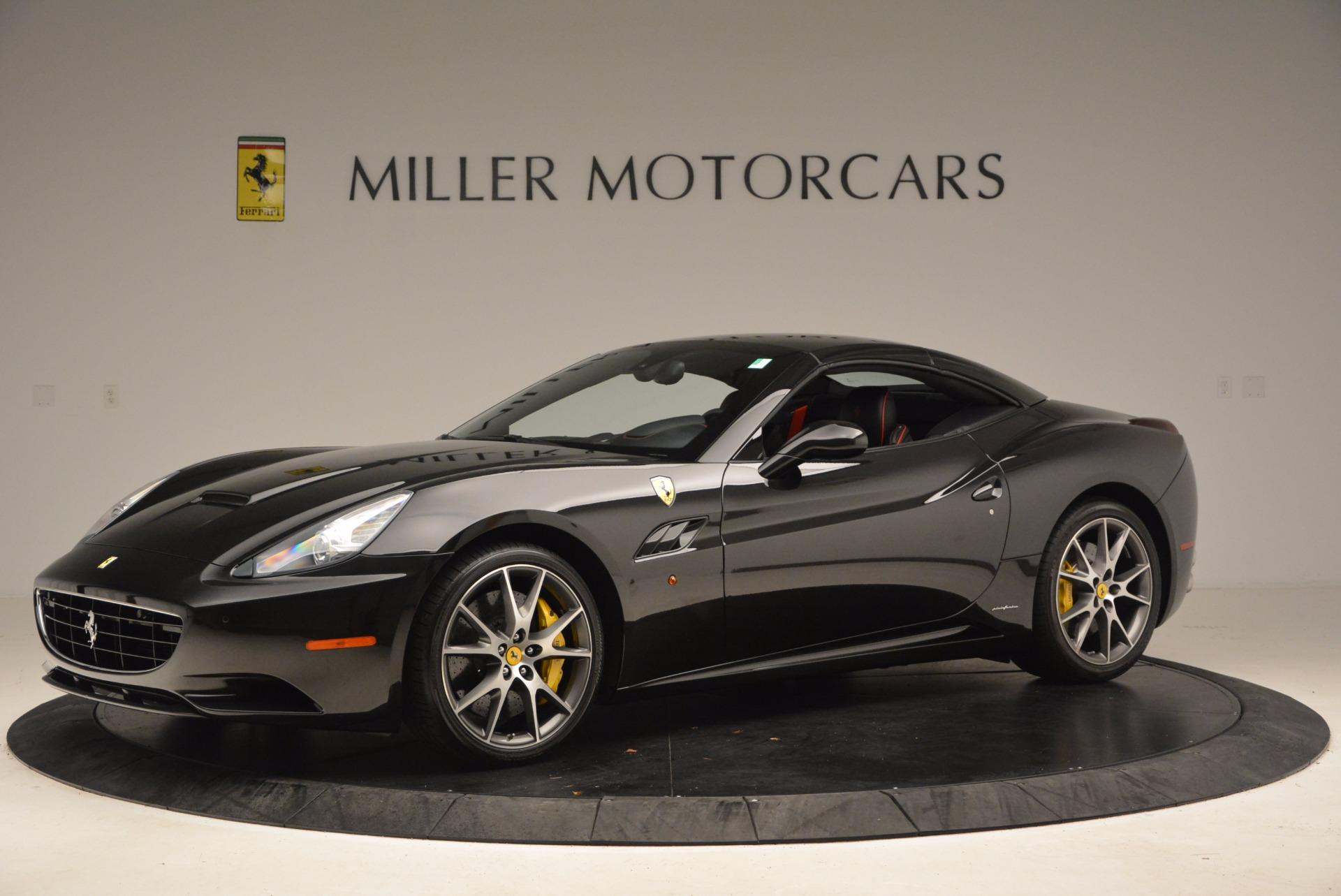 Used 2013 Ferrari California  For Sale In Westport, CT 1603_p14