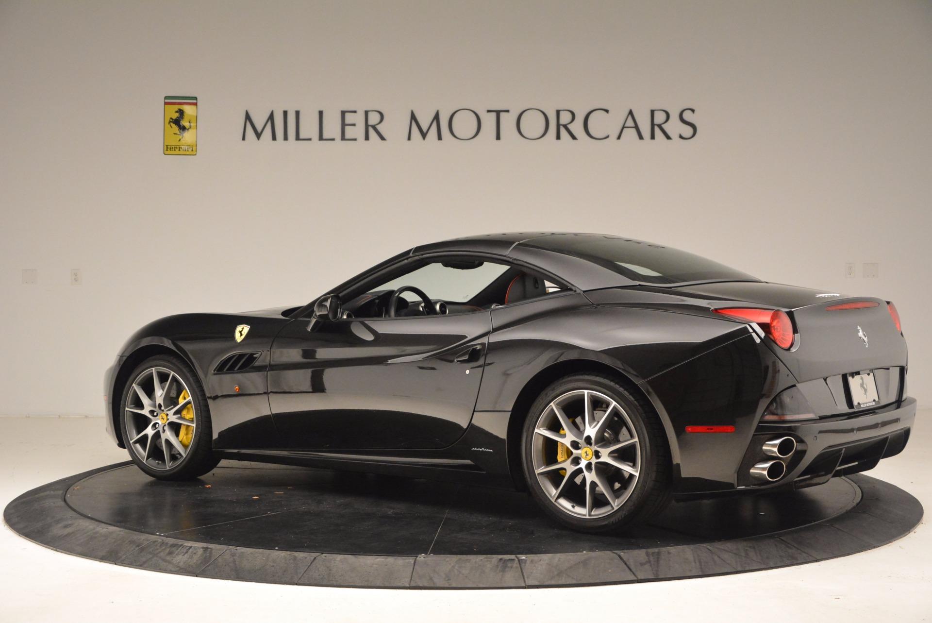 Used 2013 Ferrari California  For Sale In Westport, CT 1603_p16