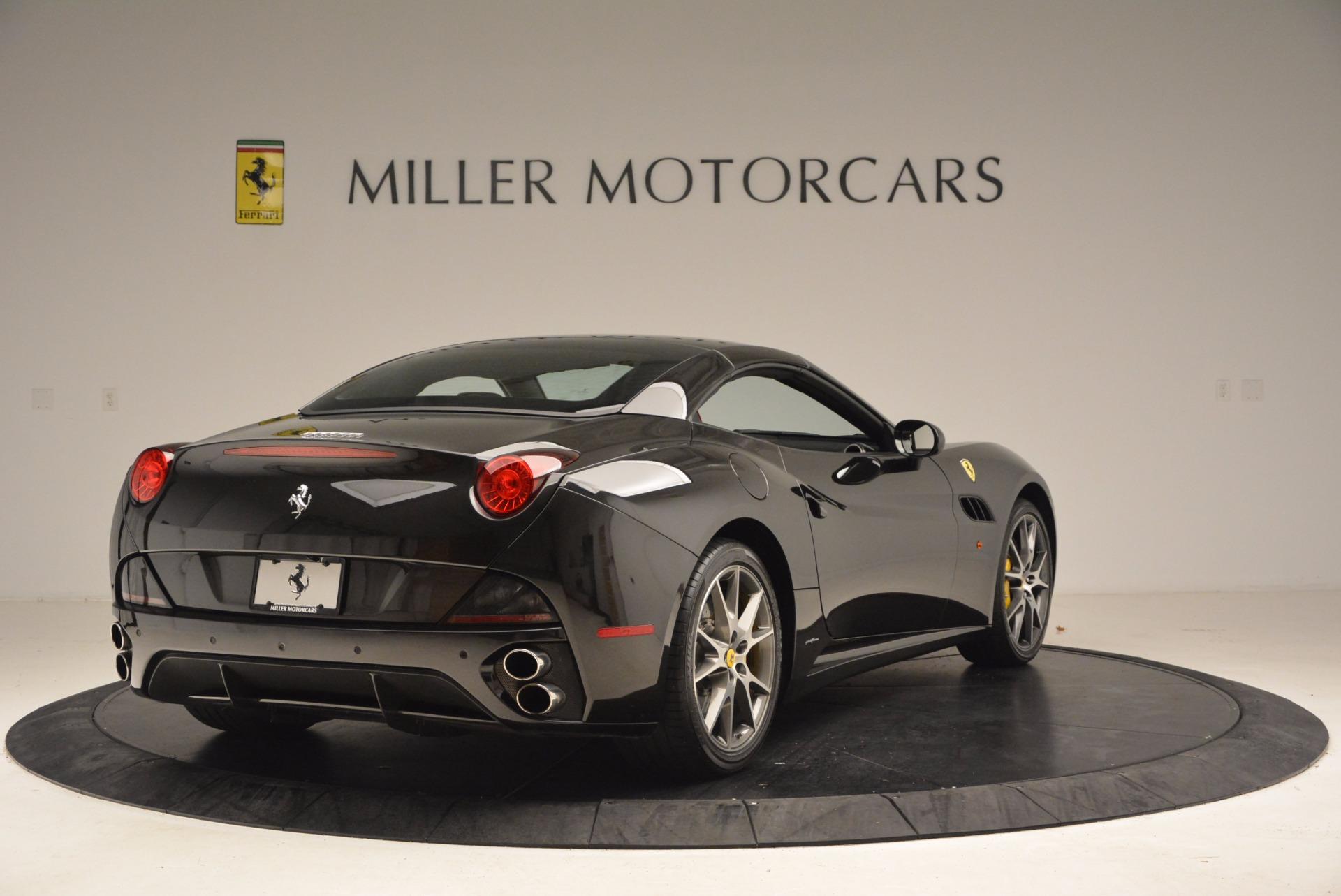 Used 2013 Ferrari California  For Sale In Westport, CT 1603_p19