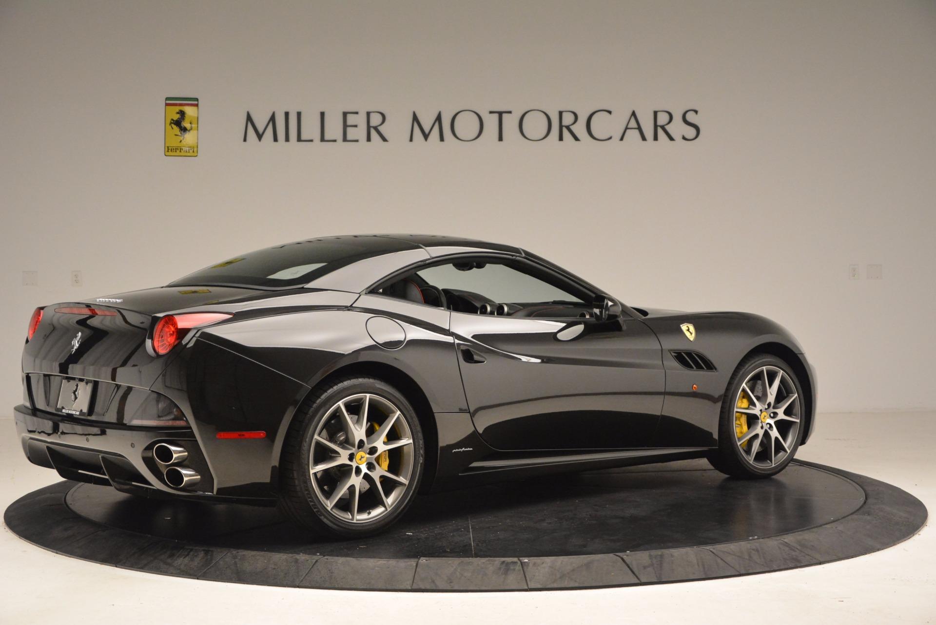 Used 2013 Ferrari California  For Sale In Westport, CT 1603_p20