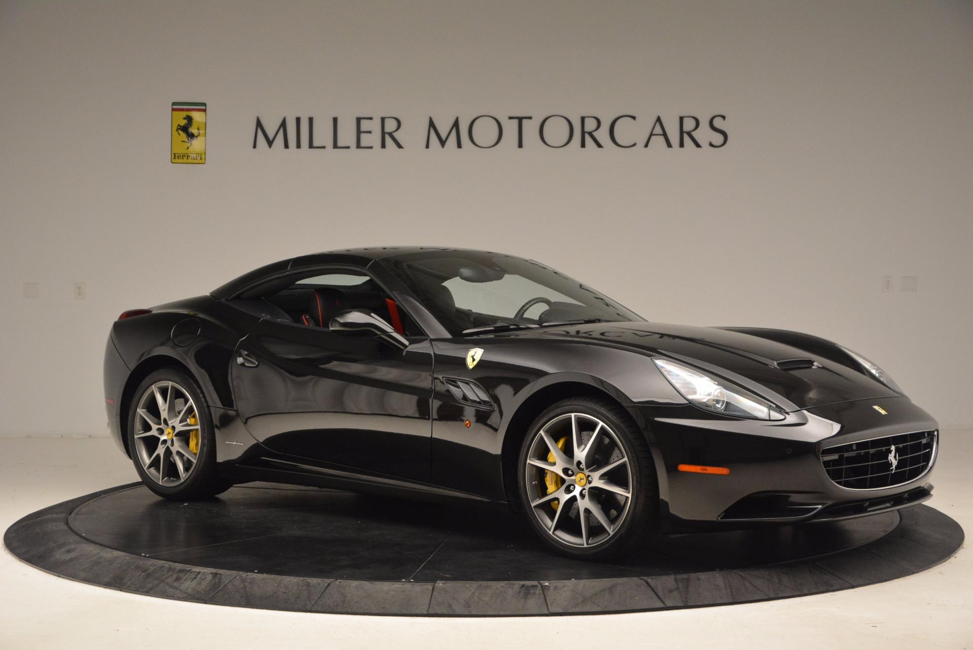 Used 2013 Ferrari California  For Sale In Westport, CT 1603_p22
